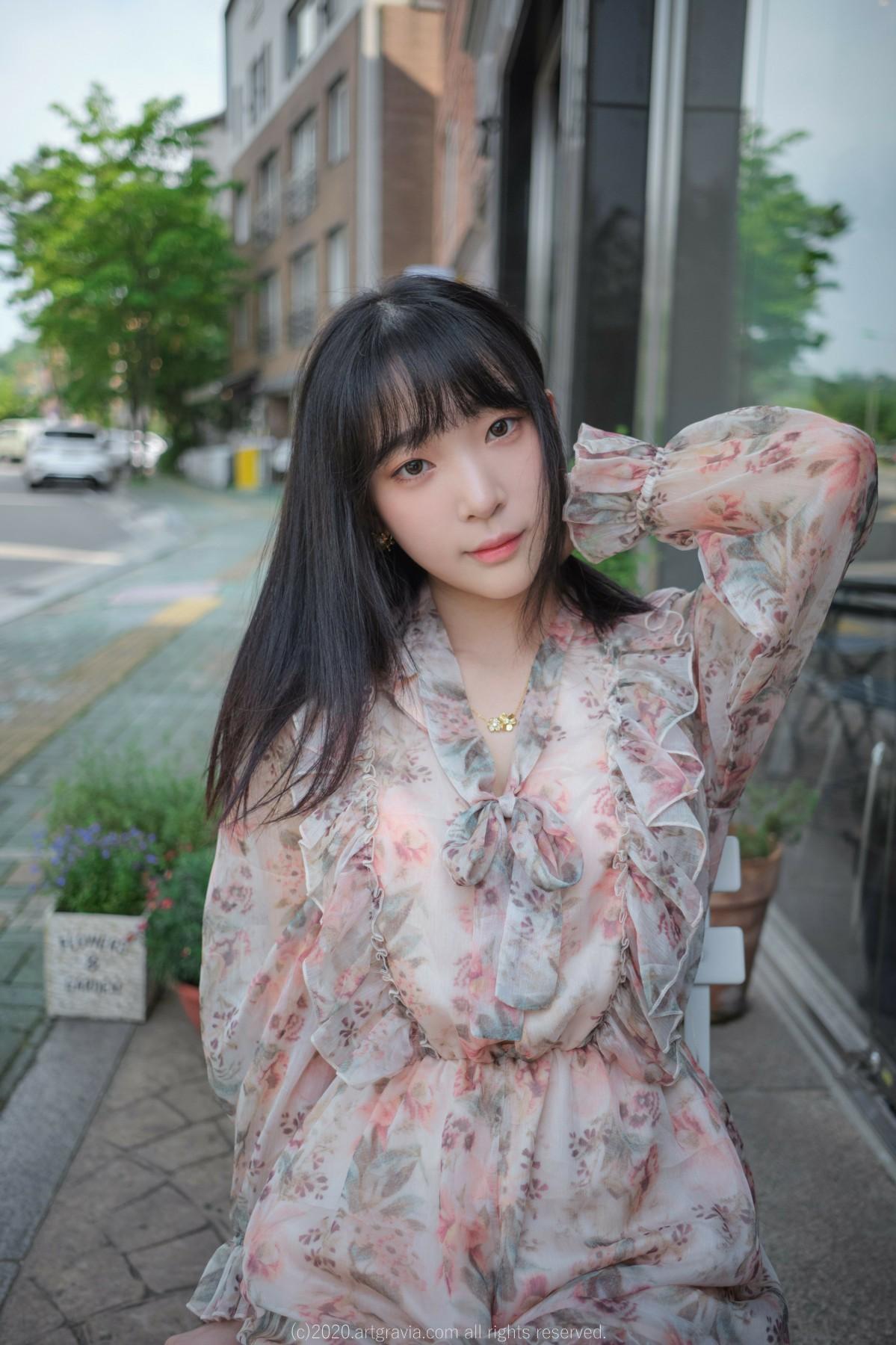 [ARTGRAVIA] VOL.180 巨乳少女姜仁卿 第1张
