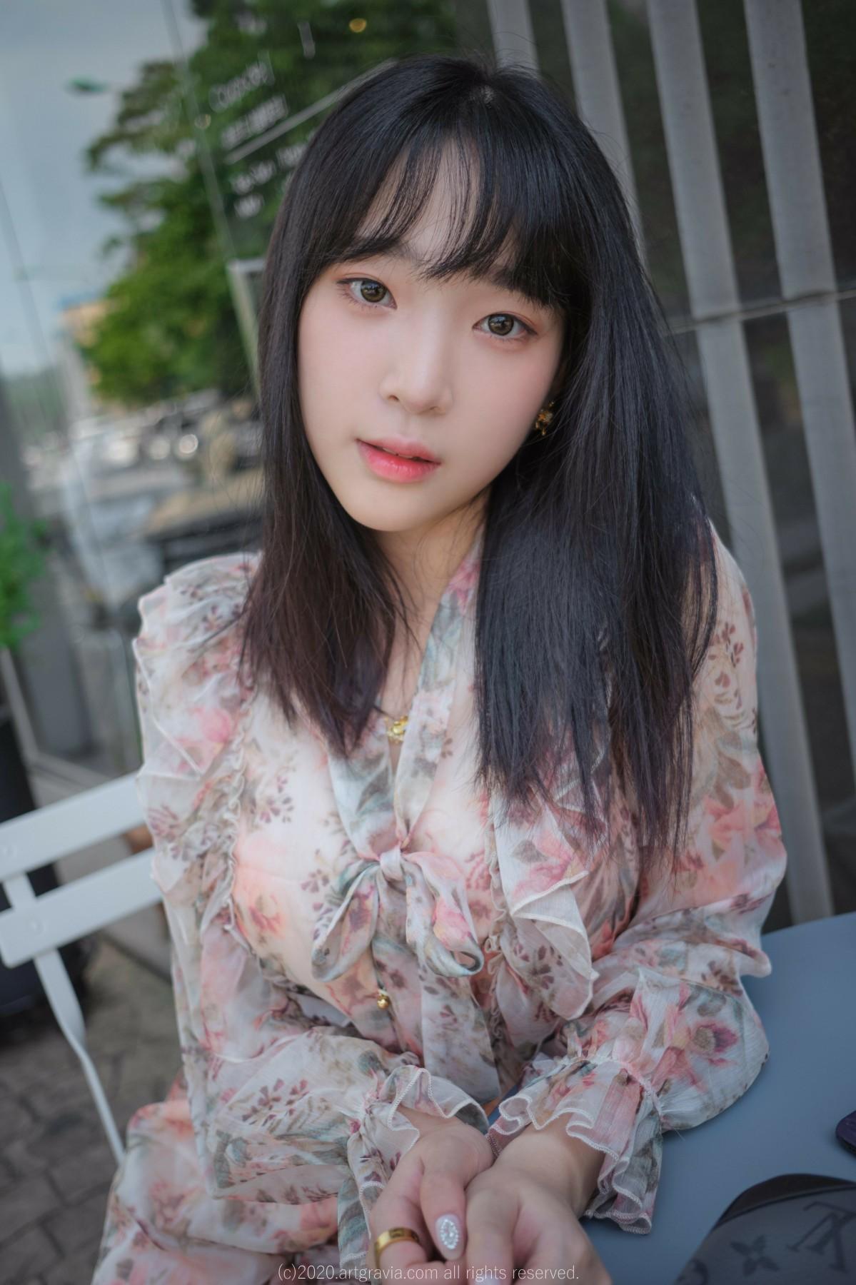[ARTGRAVIA] VOL.180 巨乳少女姜仁卿 第4张