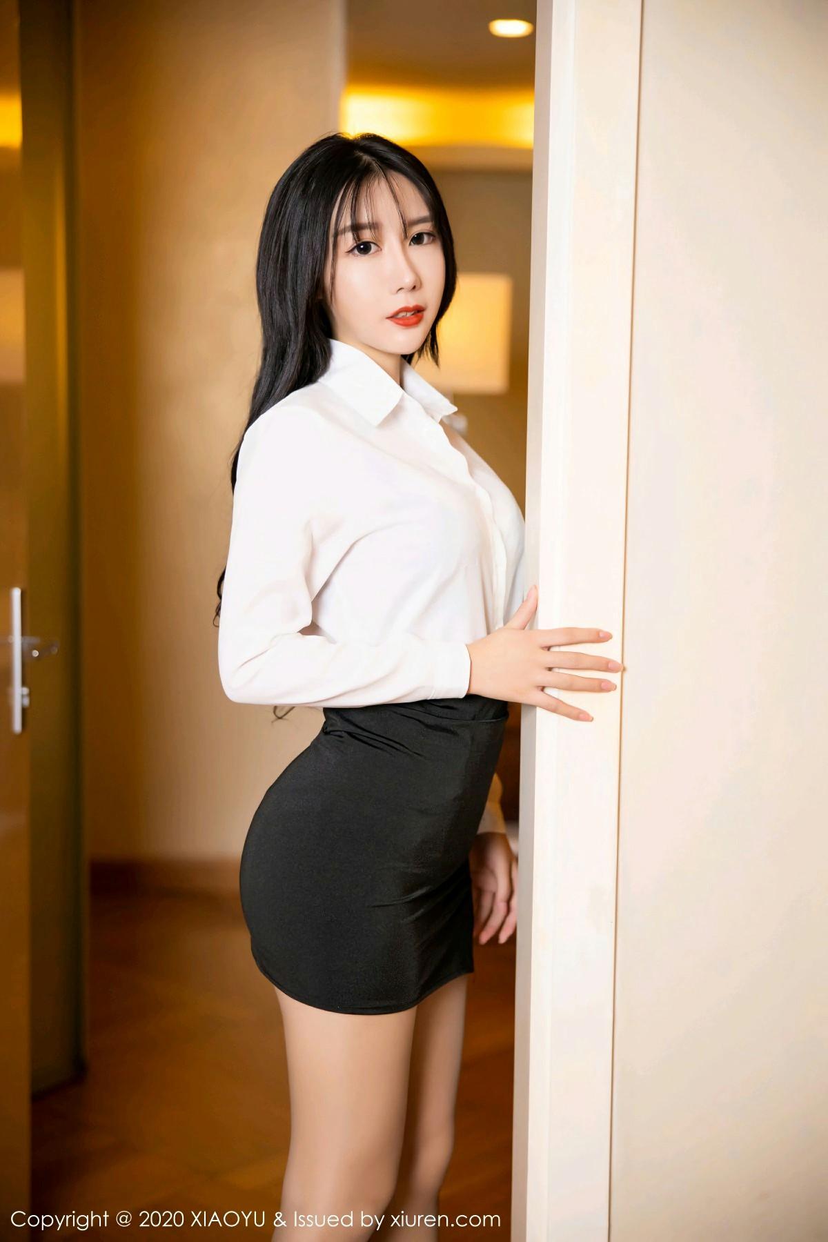 [XIAOYU语画界] 2020.09.28 No.379 陈梦babe 第2张