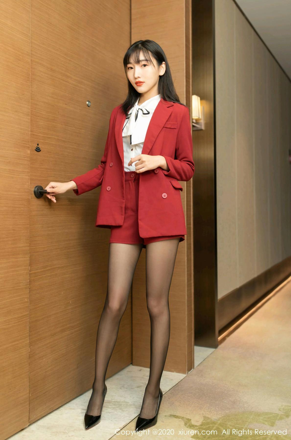 [XiuRen秀人网] 2020.09.25 No.2604 陆萱萱 第3张