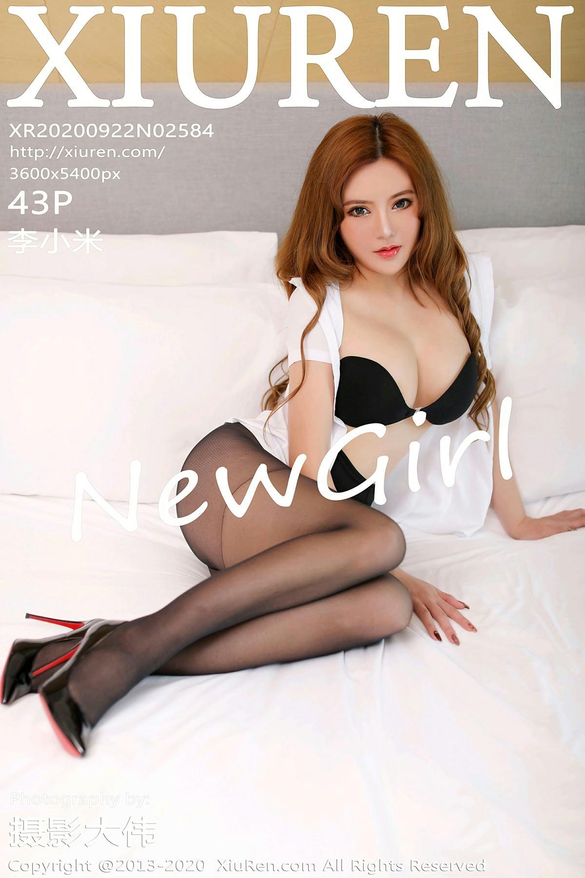 [XiuRen秀人网] 2020.09.22 No.2584 李小米 第1张