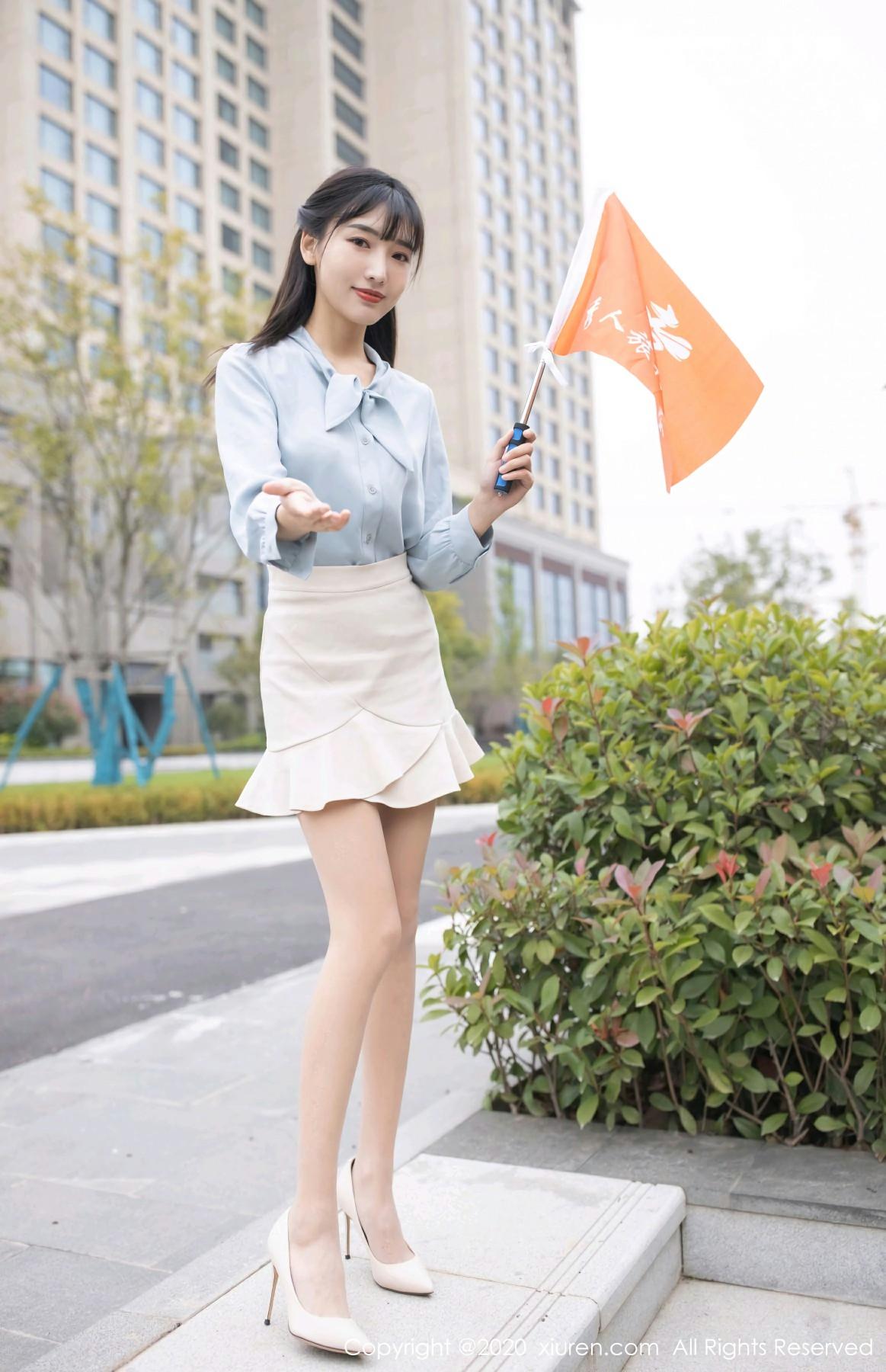 [XiuRen秀人网] 2020.11.06 No.2750 陆萱萱 第2张