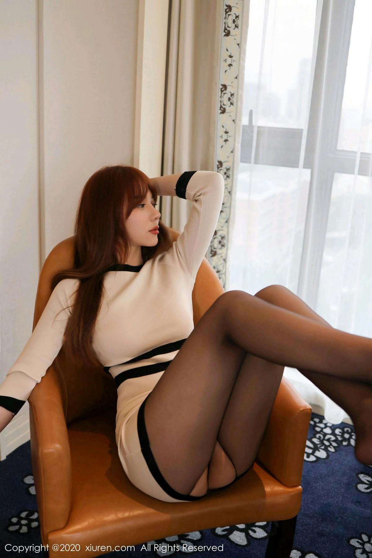 [XiuRen秀人网] 2020.10.28 No.2707 fairy如歌 第3张