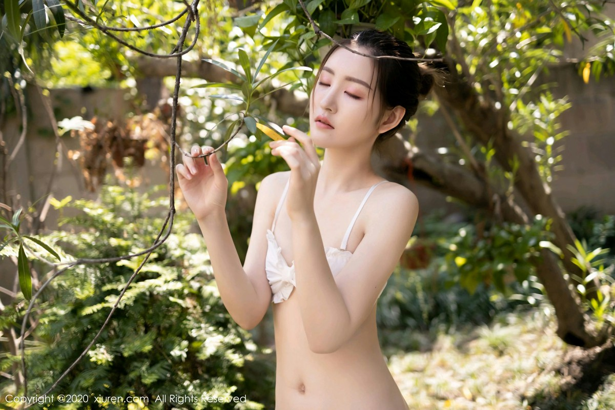 [XiuRen秀人网] 2020.10.28 No.2706 沈梦瑶 第3张