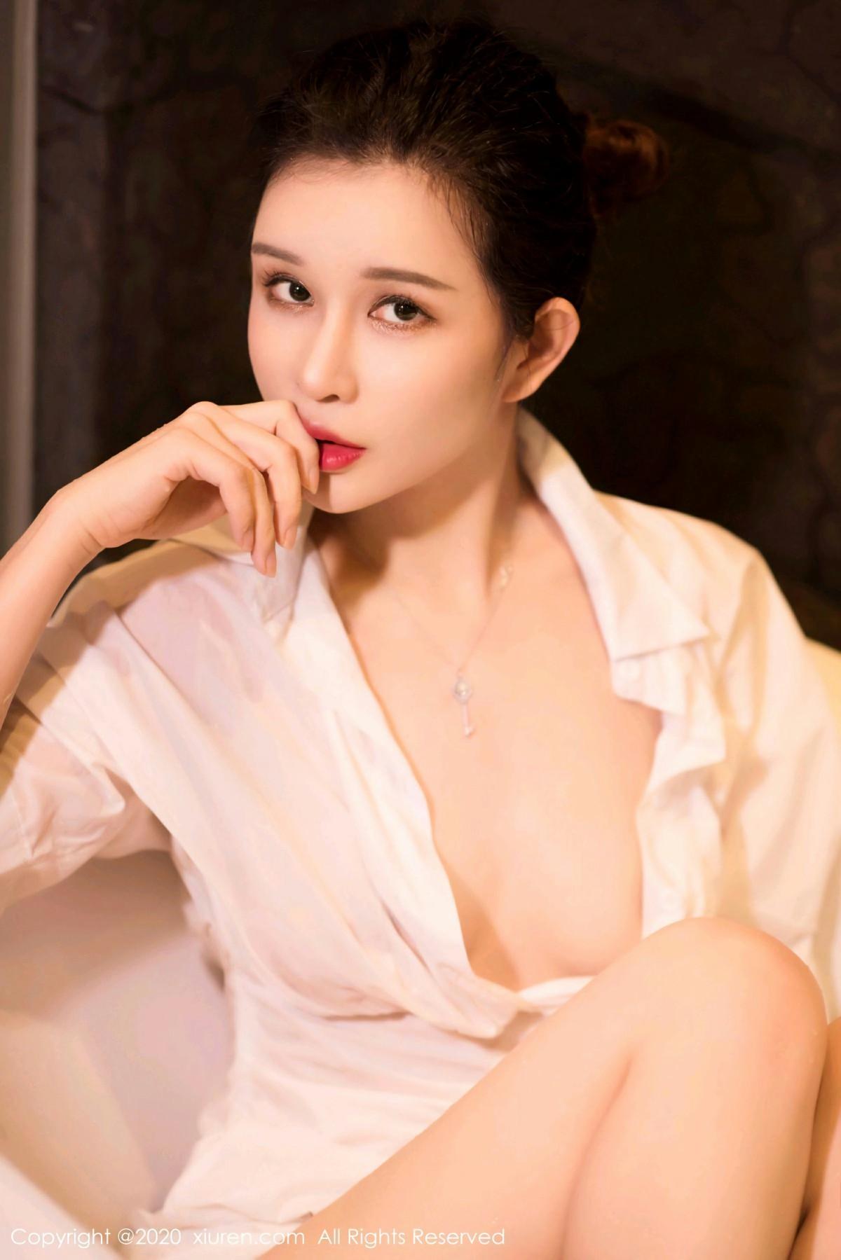 [XiuRen秀人网] 2020.10.22 No.2684 张雨萌 第4张