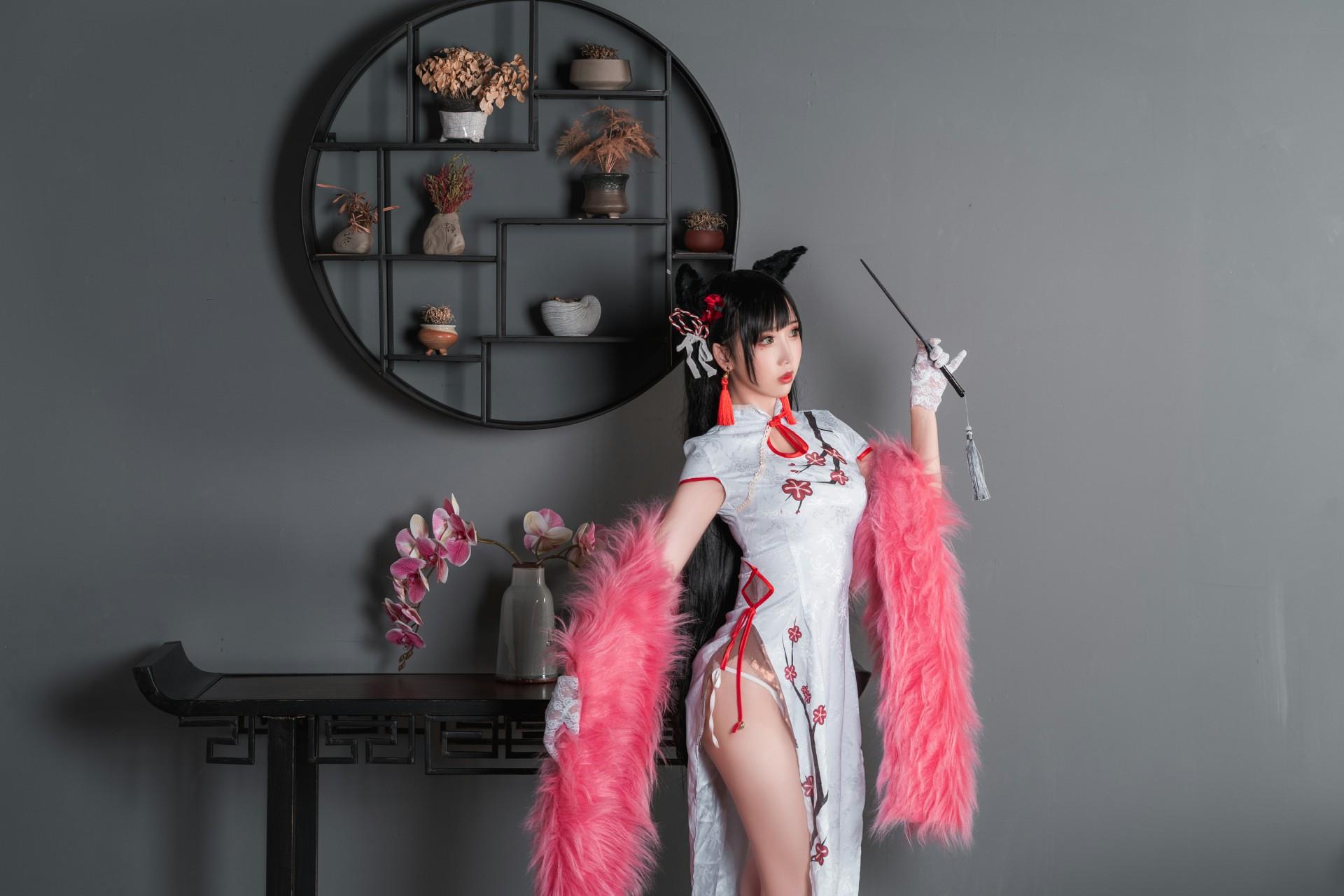 [Cosplay]面饼仙儿 - 旗袍爱宕 第3张