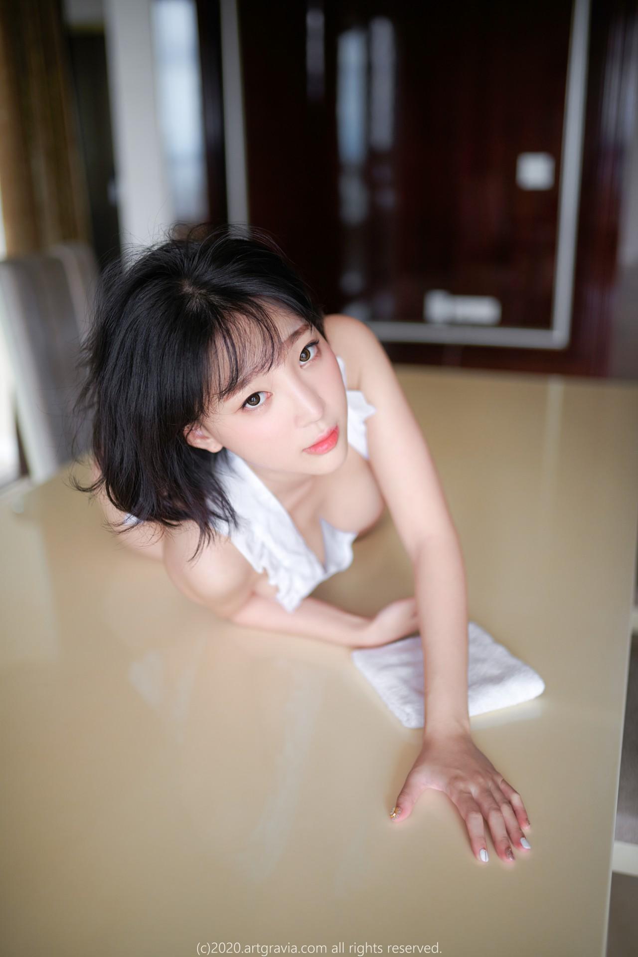 [ARTGRAVIA] VOL.134 巨乳少女姜仁卿 第4张