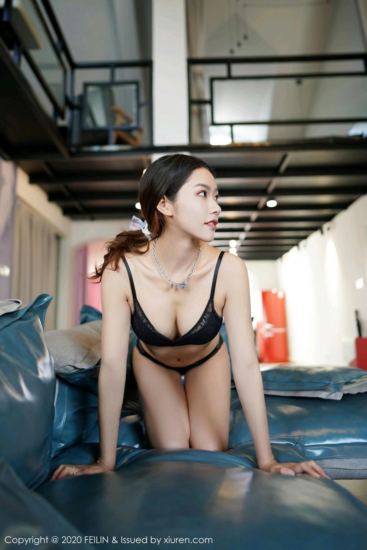[FEILIN嗲囡囡] 2020.11.24 No.354 方子萱 第2张