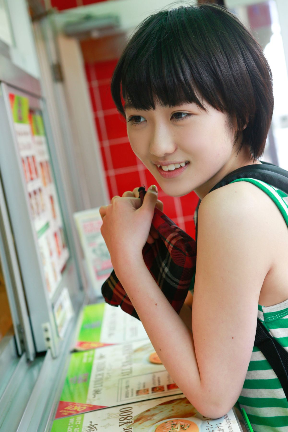 [Hello! Project Digital Books]No.136 Haruka Kudo 工藤遥 vol.1[27P] Hello! Project 第4张