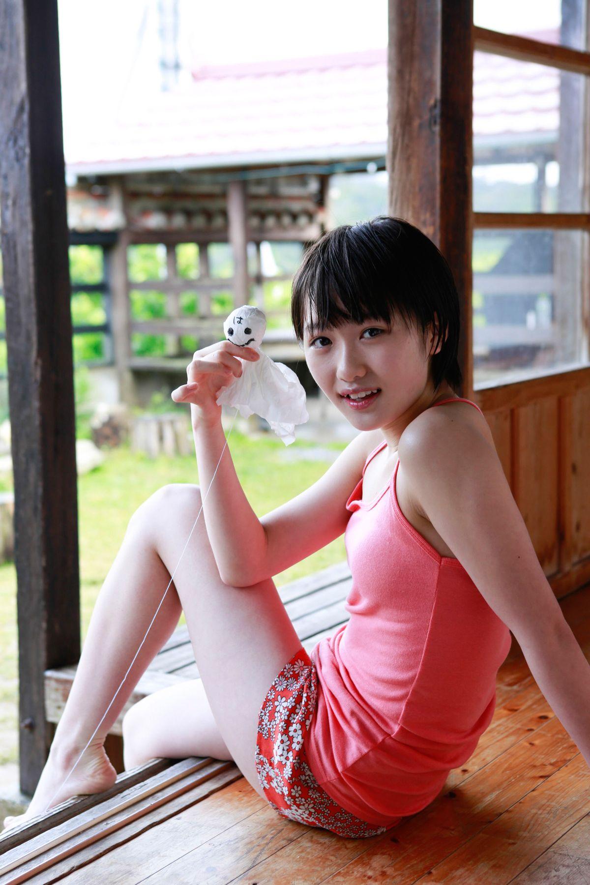 [Hello! Project Digital Books]No.136 Haruka Kudo 工藤遥 vol.3[26P] Hello! Project 第3张