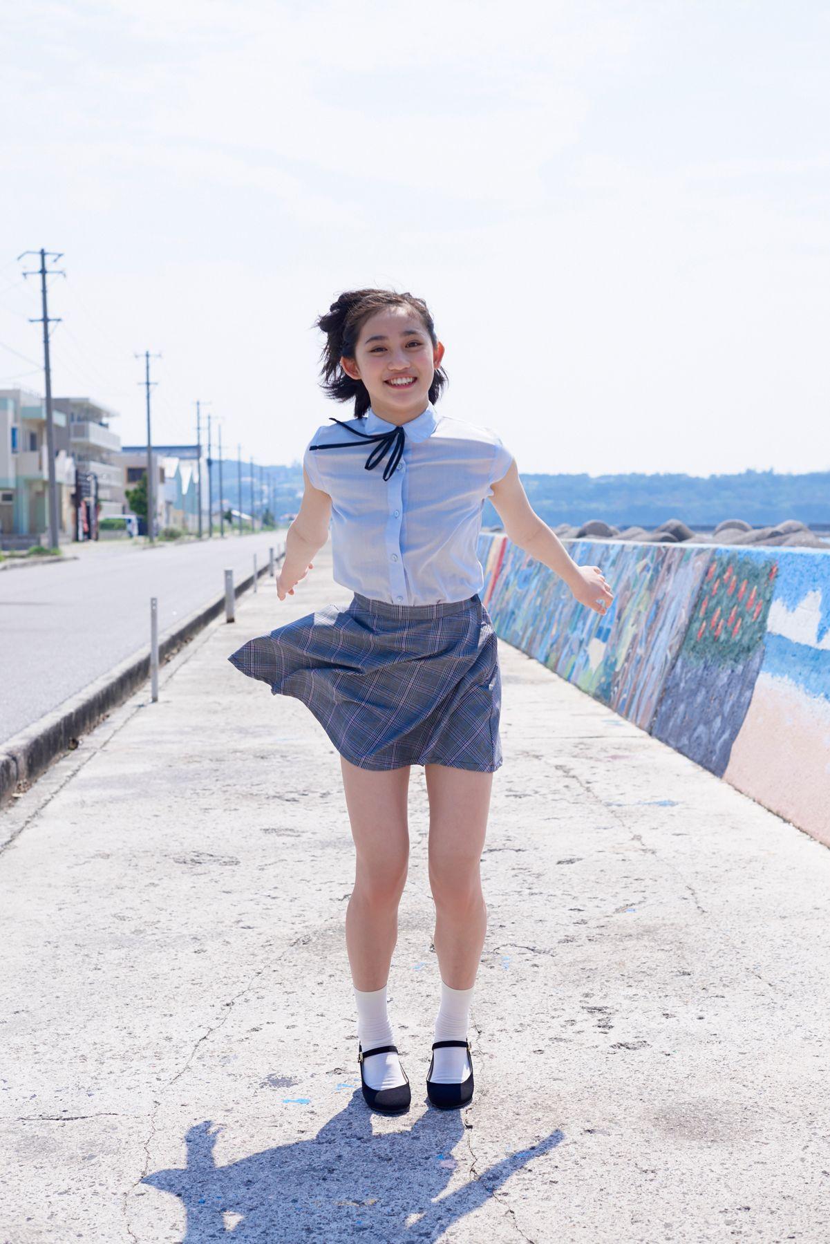 [Hello! Project Digital Books]No.140 Rikako Sasaki 佐々木莉佳子 vol.2[23P] Hello! Project 第4张
