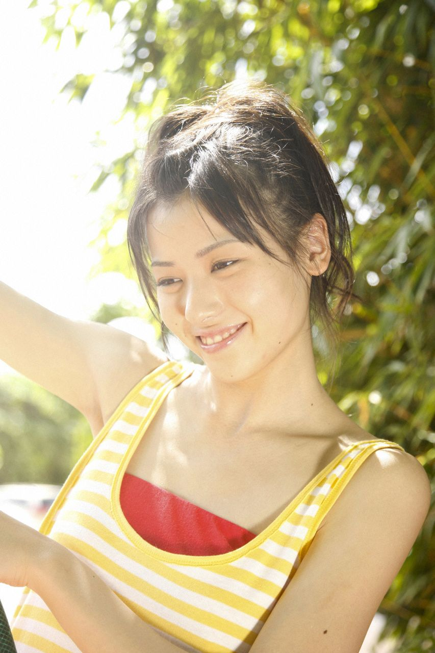 [Hello! Project Digital Books]No.63 Maimi Yajima 矢島舞美 vol.3[30P] Hello! Project 第1张