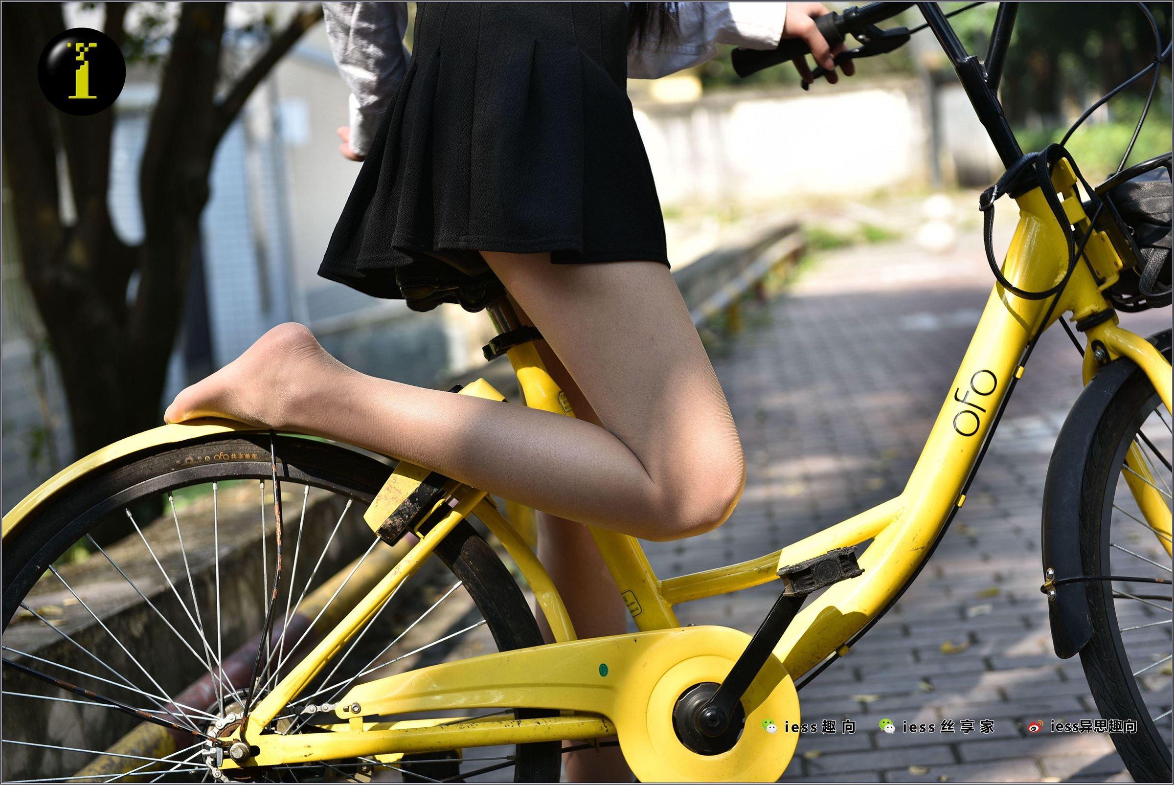 [IESS异思趣向] 普惠集 033 琪琪 16岁的单车少女[137P] 异思趣向 第1张