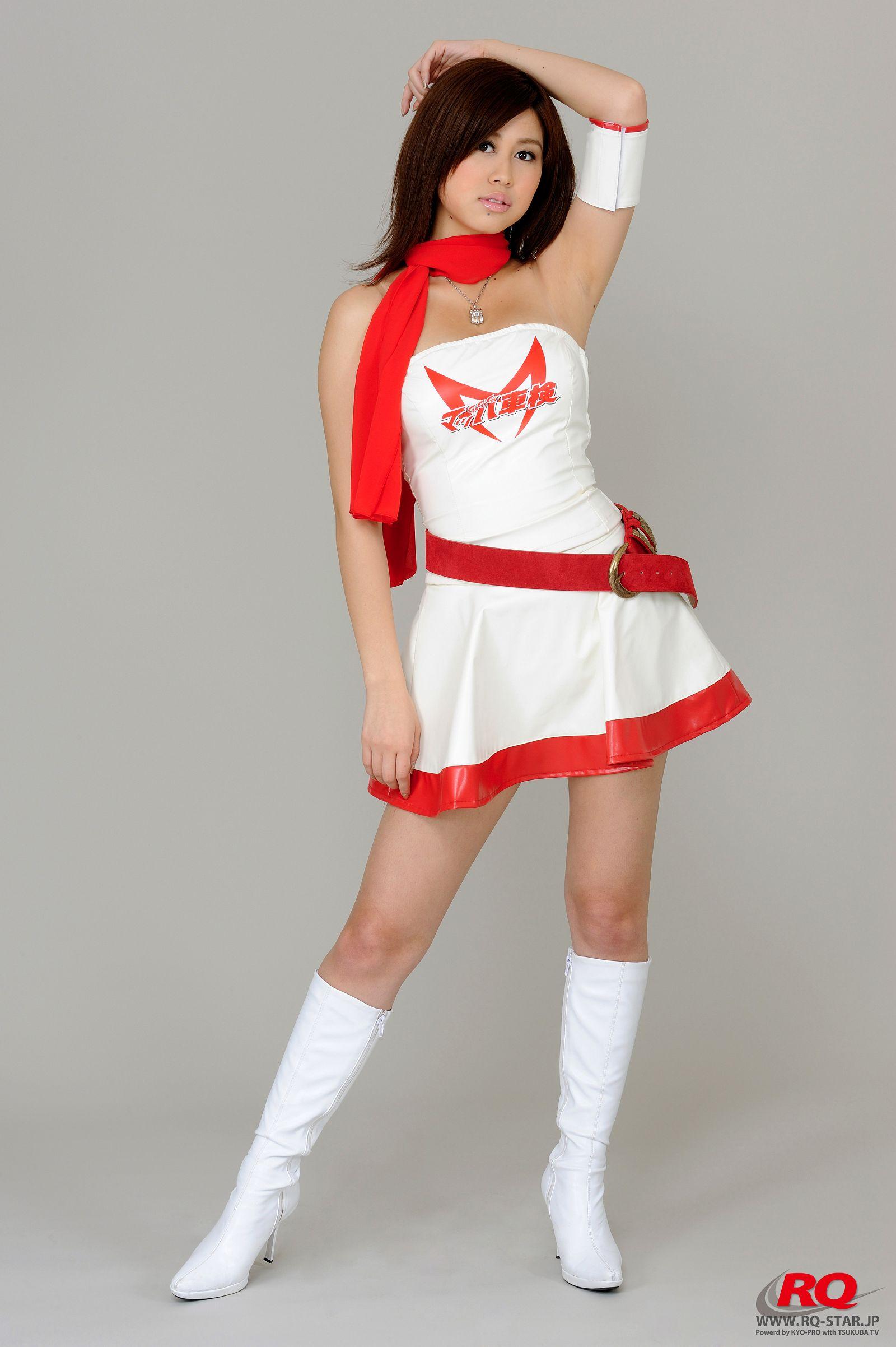 [RQ STAR美女] NO.0001 – Airi Nagasaku 永作あいり Race Queen – Team Mach #1[142P] RQ STAR 第3张