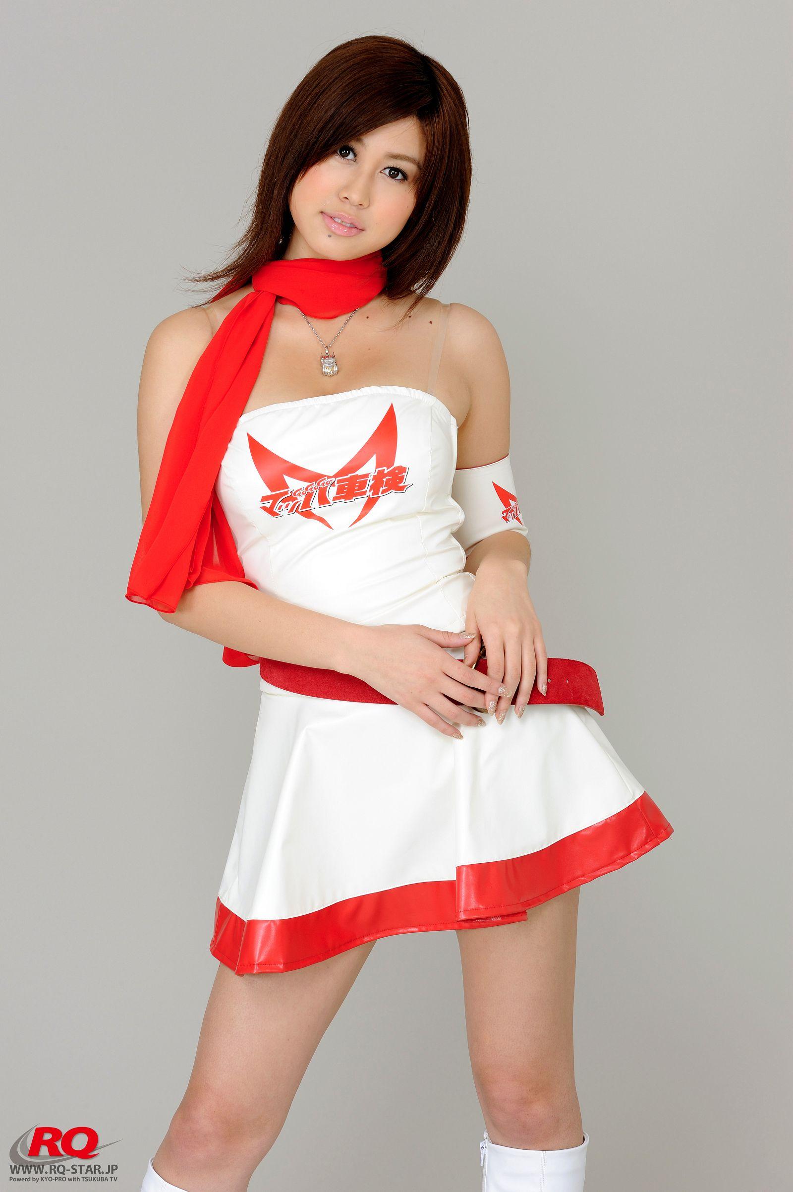[RQ STAR美女] NO.0001 – Airi Nagasaku 永作あいり Race Queen – Team Mach #1[142P] RQ STAR 第4张