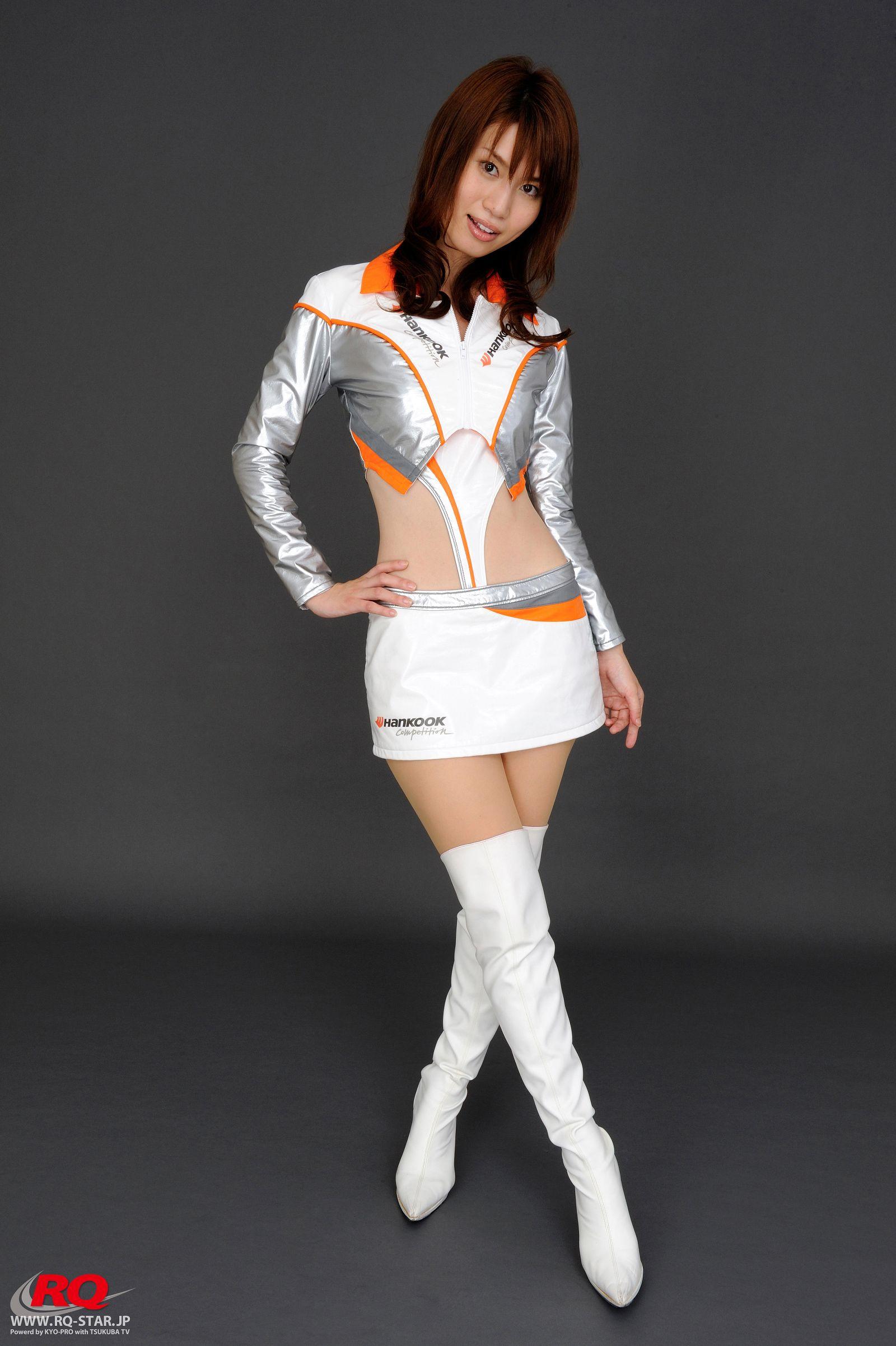 [RQ STAR美女] NO.0007 Aki Kogure 小暮あき Race Queen 2008 Hankook[111P] RQ STAR 第1张