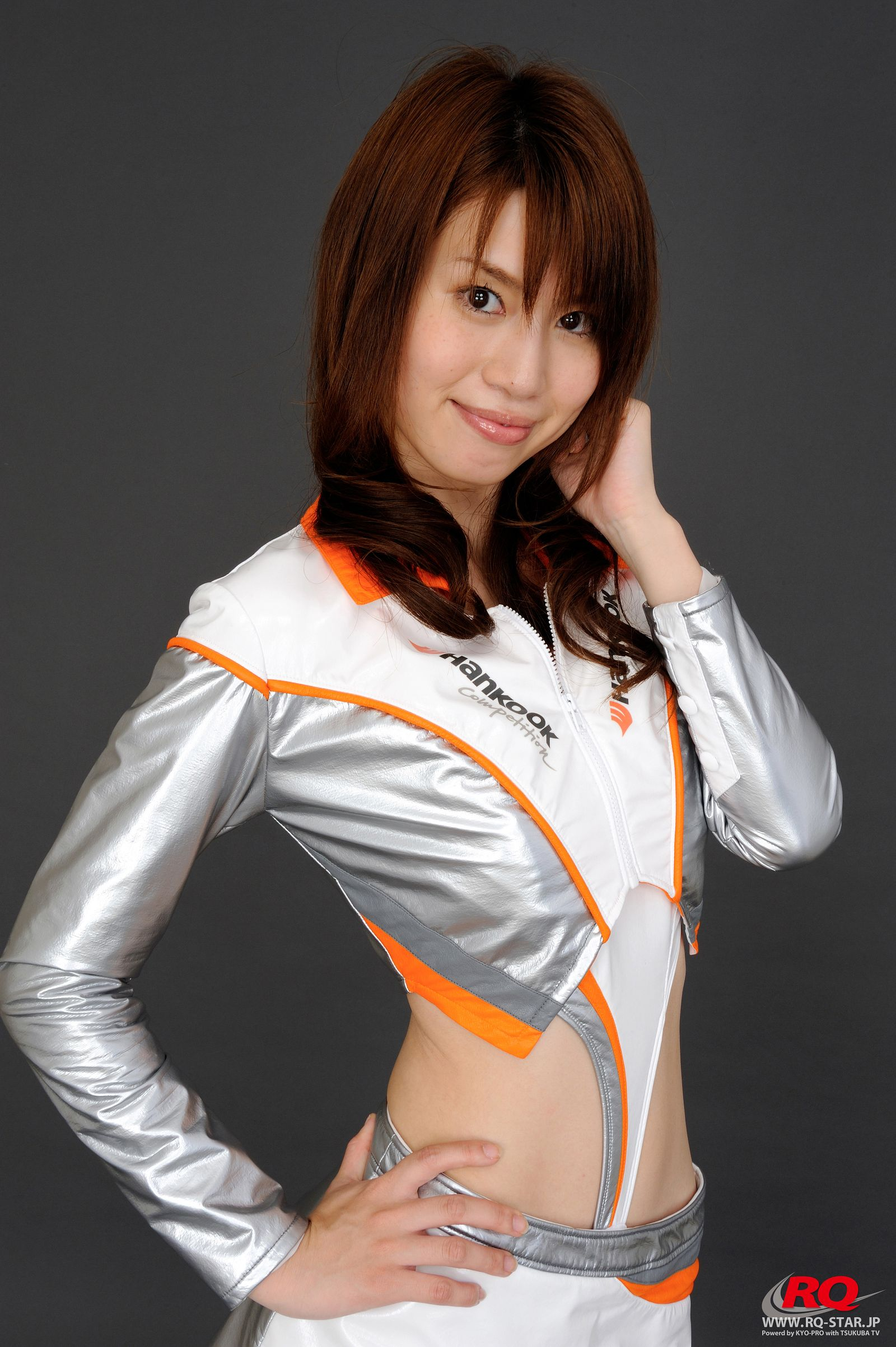 [RQ STAR美女] NO.0007 Aki Kogure 小暮あき Race Queen 2008 Hankook[111P] RQ STAR 第2张