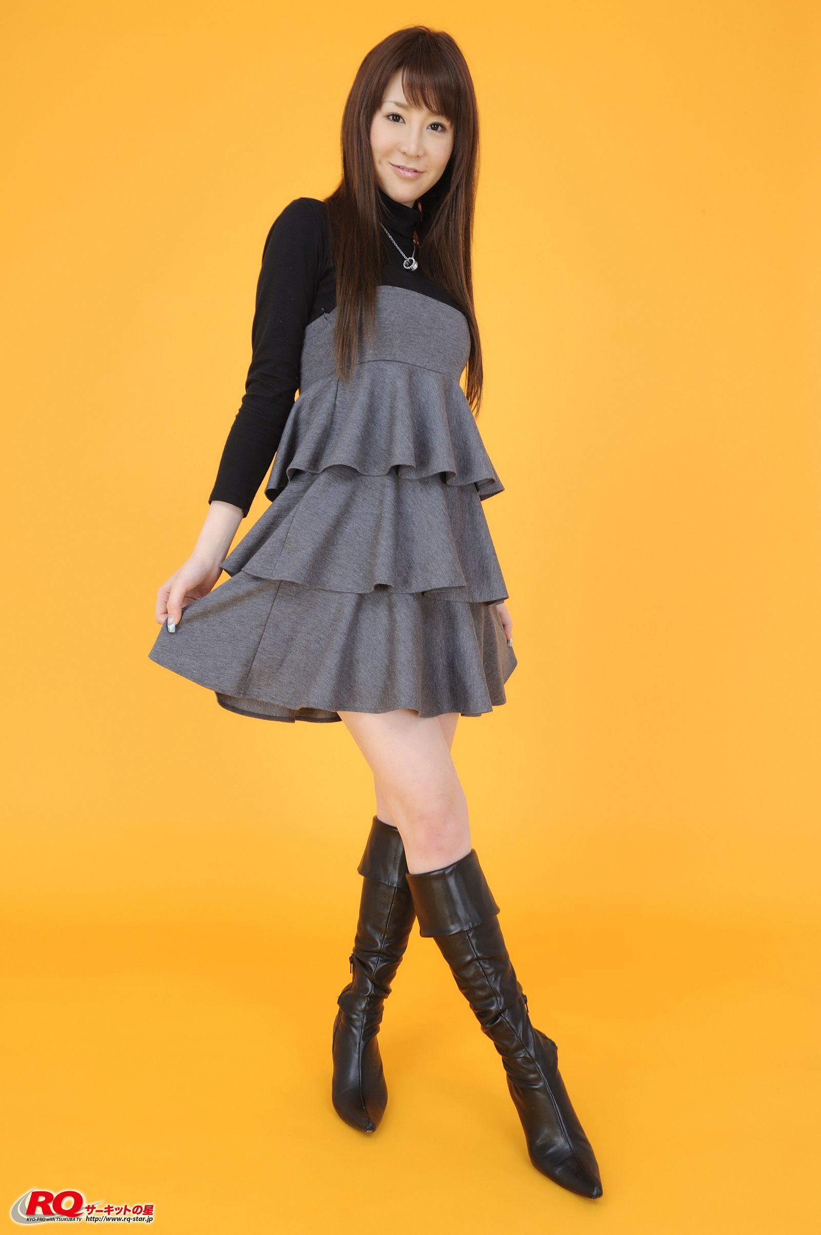 [RQ STAR美女] NO.00122 Yuko Nakamura 中村优子 Private Dress[81P] RQ STAR 第1张