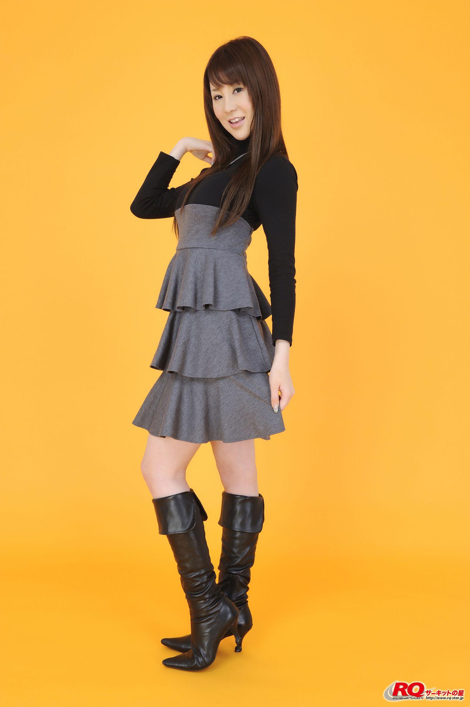 [RQ STAR美女] NO.00122 Yuko Nakamura 中村优子 Private Dress[81P] RQ STAR 第3张