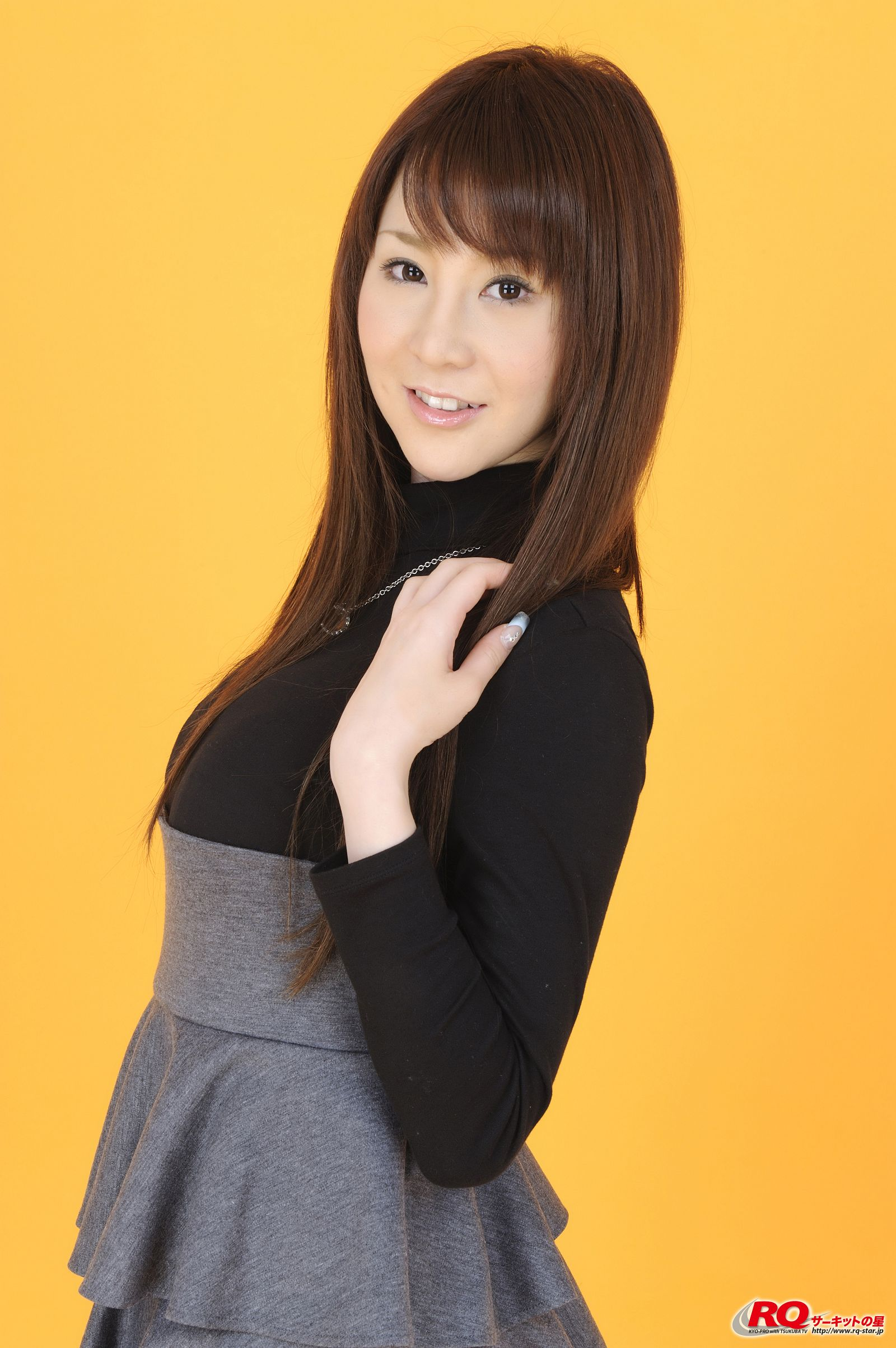 [RQ STAR美女] NO.00122 Yuko Nakamura 中村优子 Private Dress[81P] RQ STAR 第4张