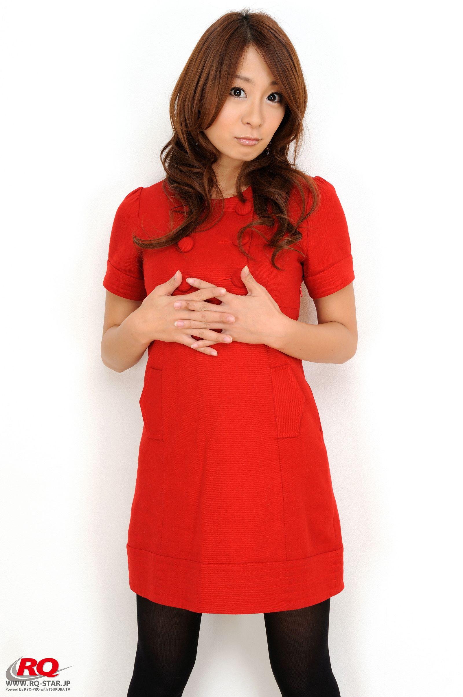 [RQ STAR美女] NO.00102 Yuuki Aikawa 相川友希 Private Dress[90P] RQ STAR 第2张