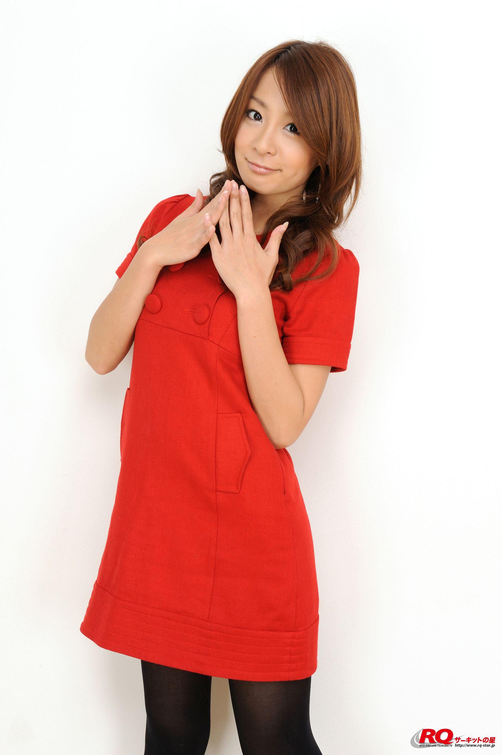 [RQ STAR美女] NO.00102 Yuuki Aikawa 相川友希 Private Dress[90P] RQ STAR 第3张