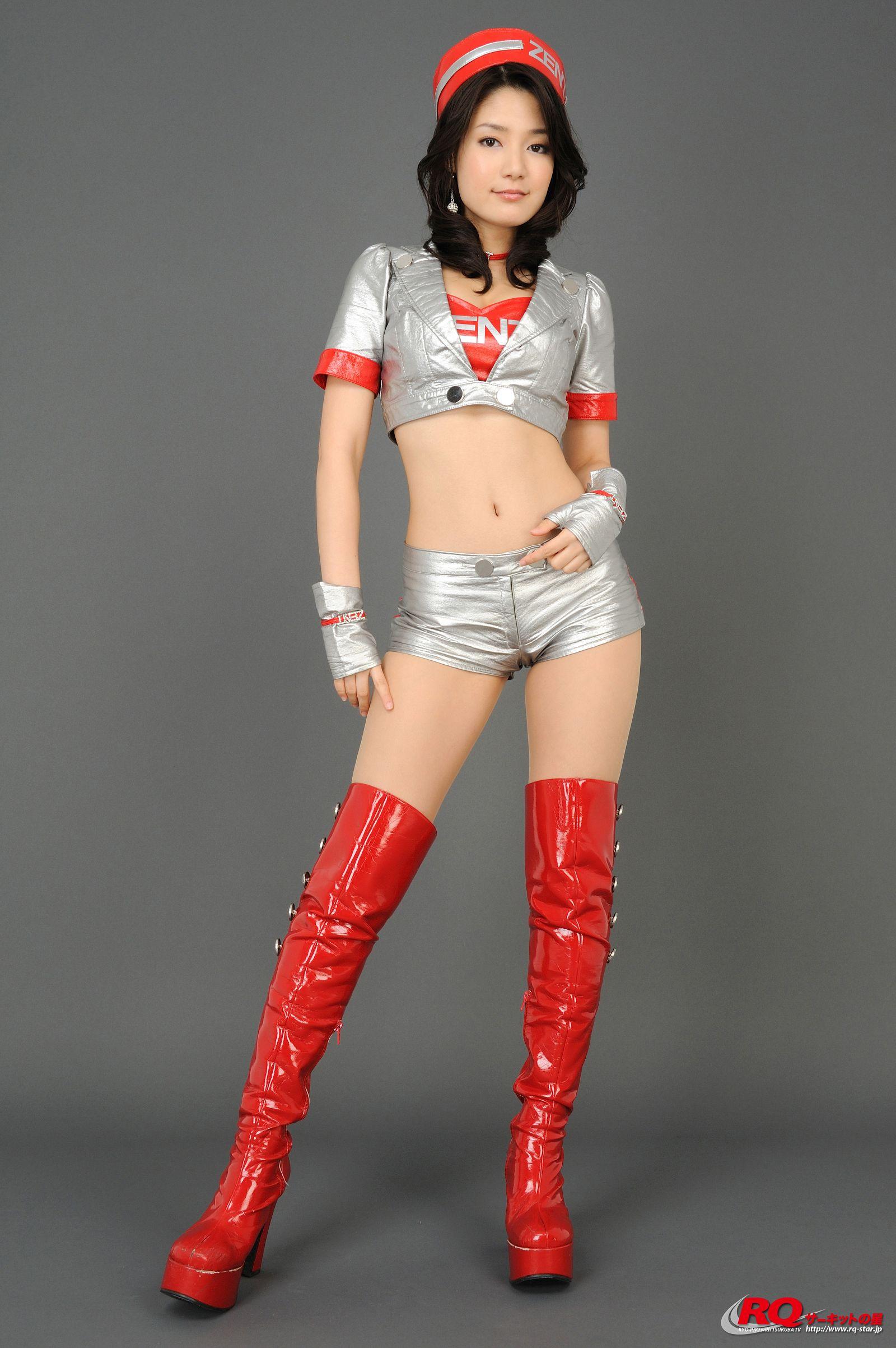 [RQ STAR美女] NO.00109 Hitomi Furusaki 古崎瞳 Race Queen 2008 Zent Sweeties[115P] RQ STAR 第1张