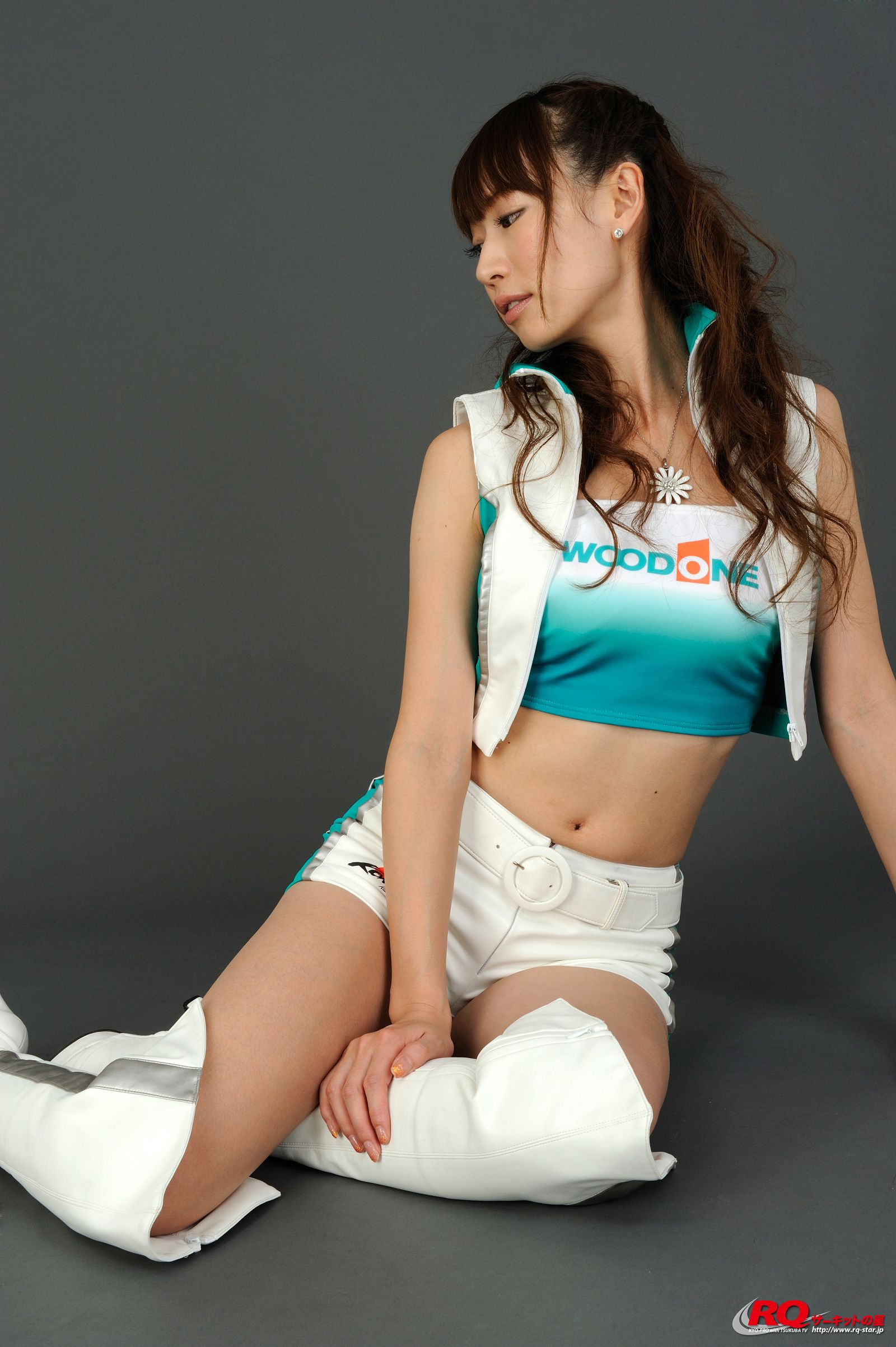 [RQ STAR美女] NO.00112 Rina Yamamoto 山本里奈 Race Queen[120P] RQ STAR 第4张