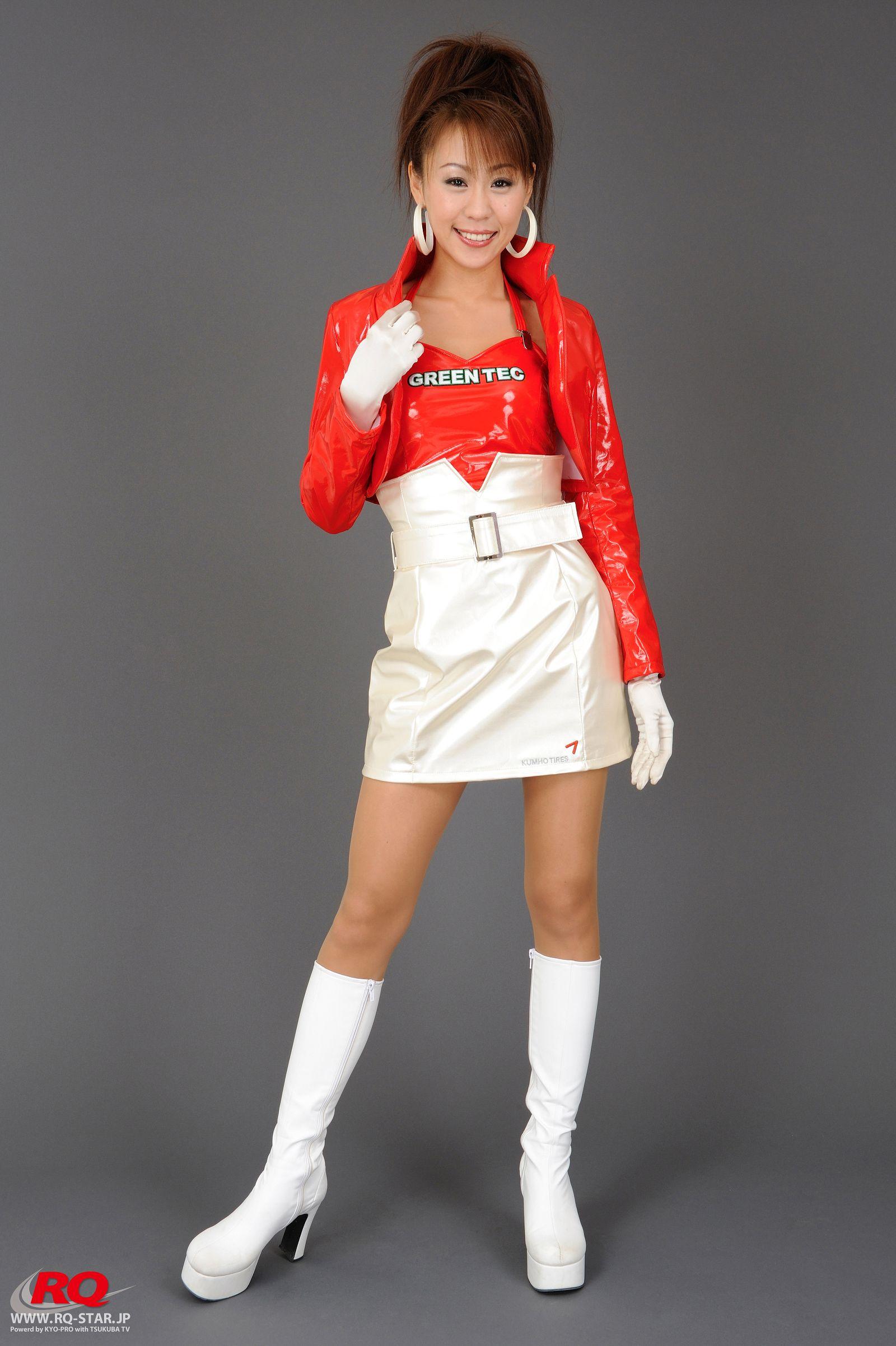[RQ STAR美女] NO.0024 Mika YoKobe 橫部実佳 Private Dress[200P] RQ STAR 第1张