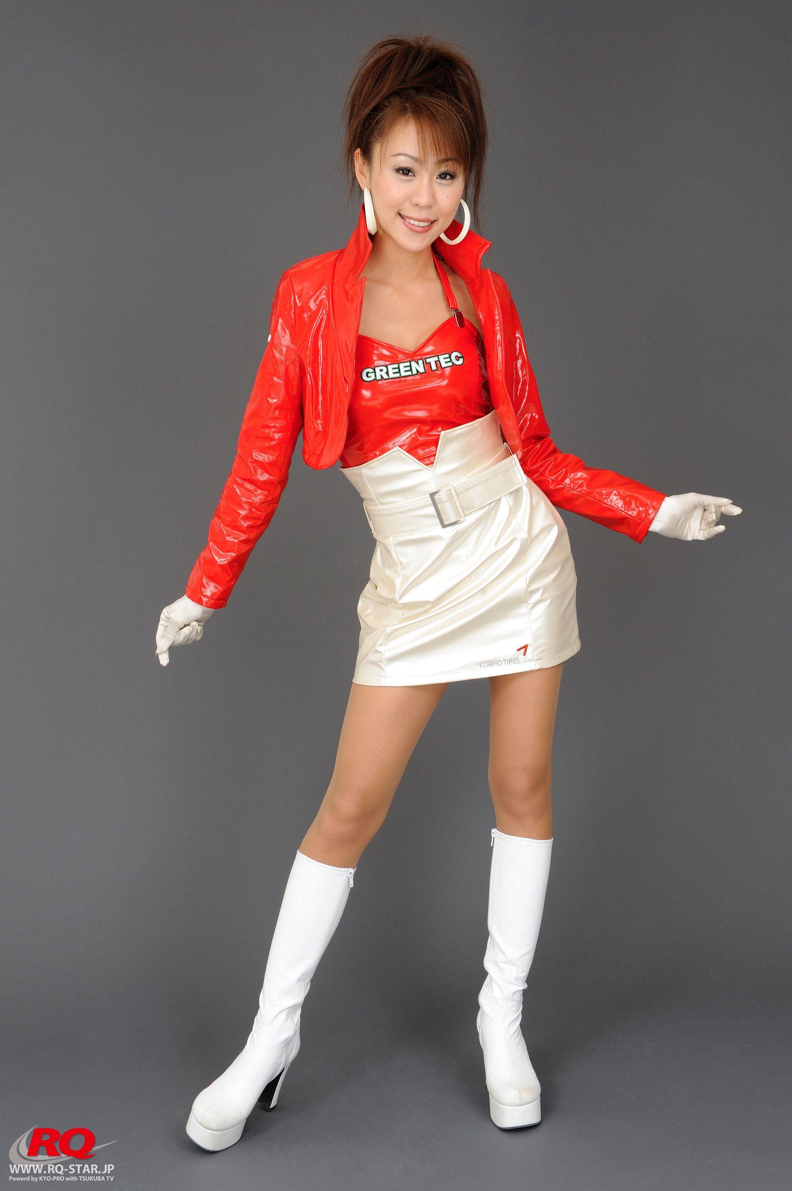 [RQ STAR美女] NO.0024 Mika YoKobe 橫部実佳 Private Dress[200P] RQ STAR 第2张