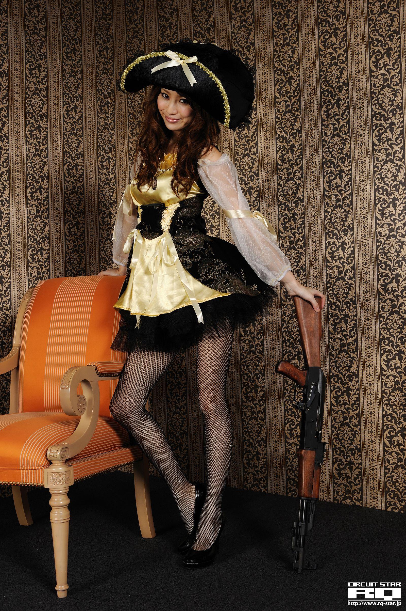 [RQ STAR美女] NO.00417 Shihomi Ogoshi 小越しほみ Pirate Costume[72P] RQ STAR 第1张