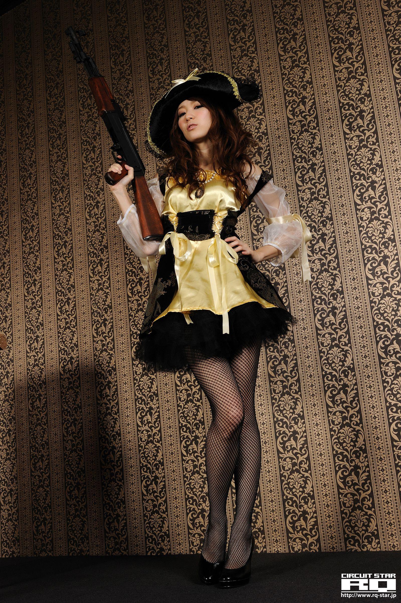 [RQ STAR美女] NO.00417 Shihomi Ogoshi 小越しほみ Pirate Costume[72P] RQ STAR 第4张