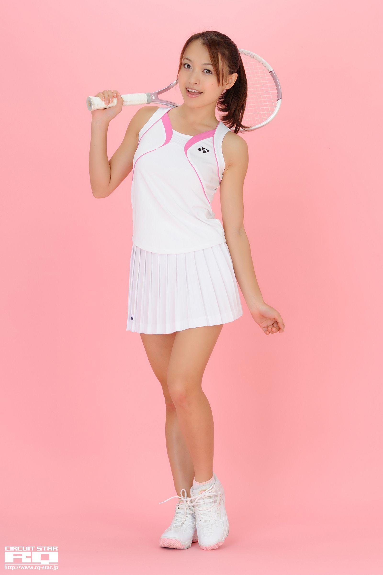 [RQ STAR美女] NO.00434 Rina Itoh 伊東りな Tennis Wear[100P] RQ STAR 第1张