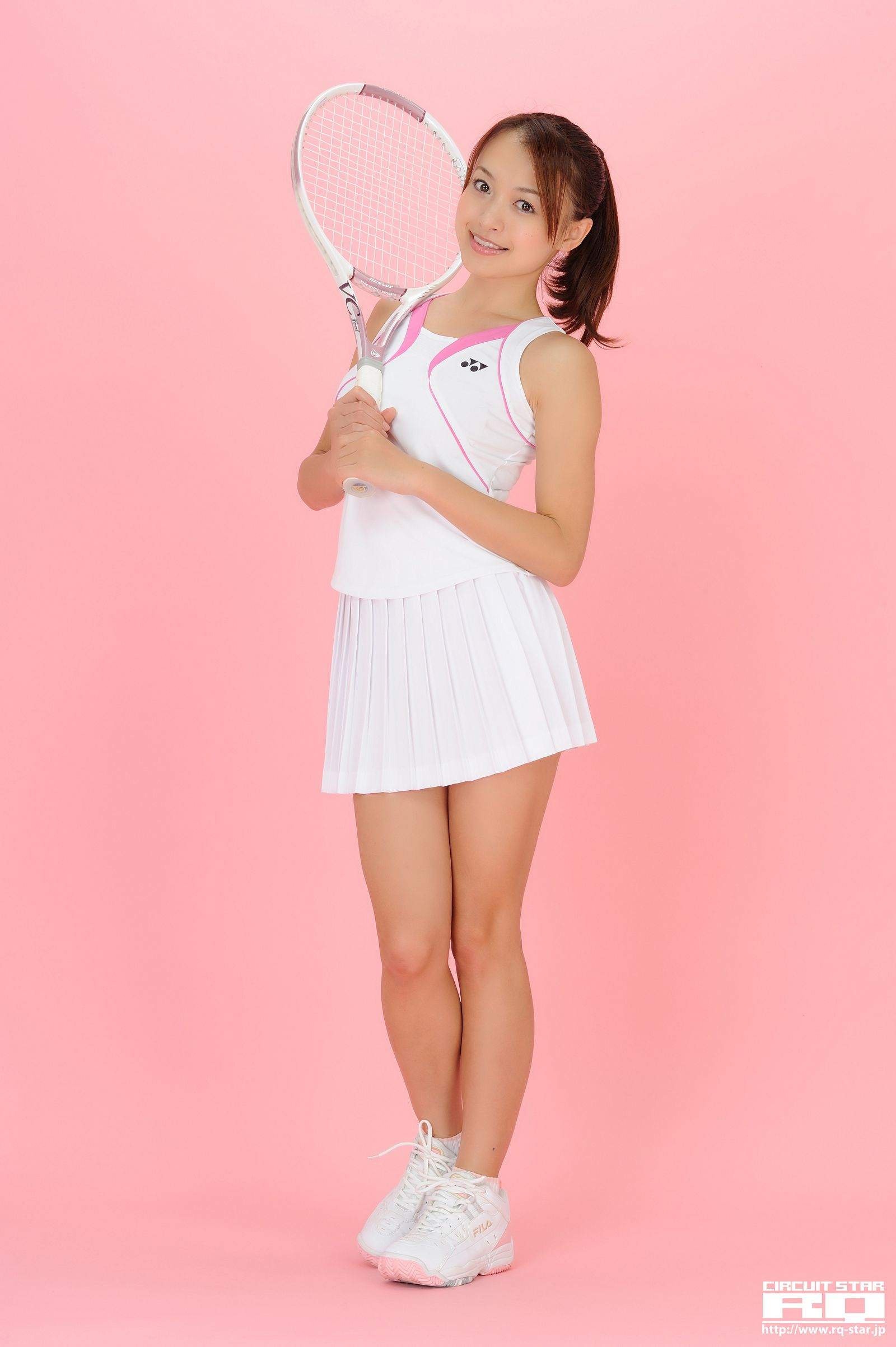 [RQ STAR美女] NO.00434 Rina Itoh 伊東りな Tennis Wear[100P] RQ STAR 第2张
