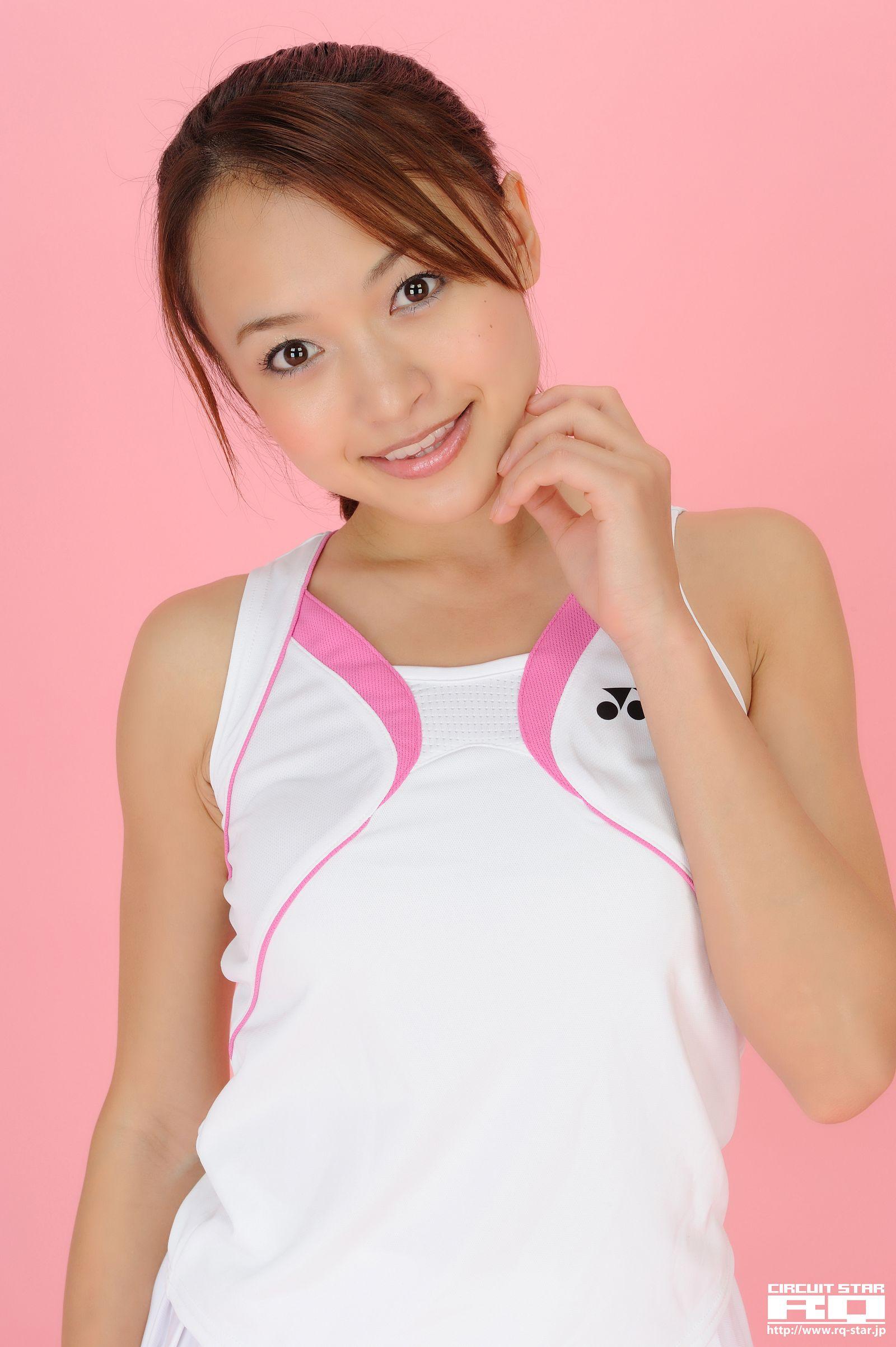 [RQ STAR美女] NO.00434 Rina Itoh 伊東りな Tennis Wear[100P] RQ STAR 第3张