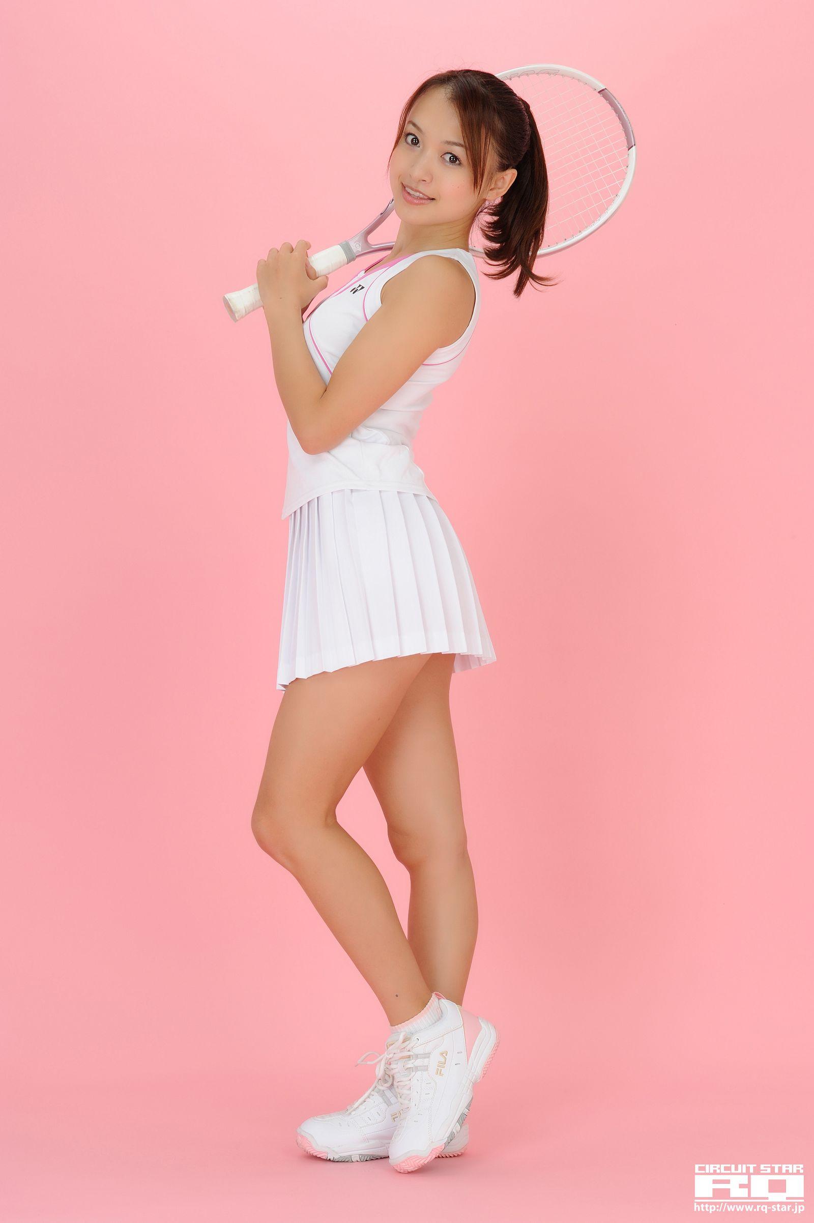 [RQ STAR美女] NO.00434 Rina Itoh 伊東りな Tennis Wear[100P] RQ STAR 第4张