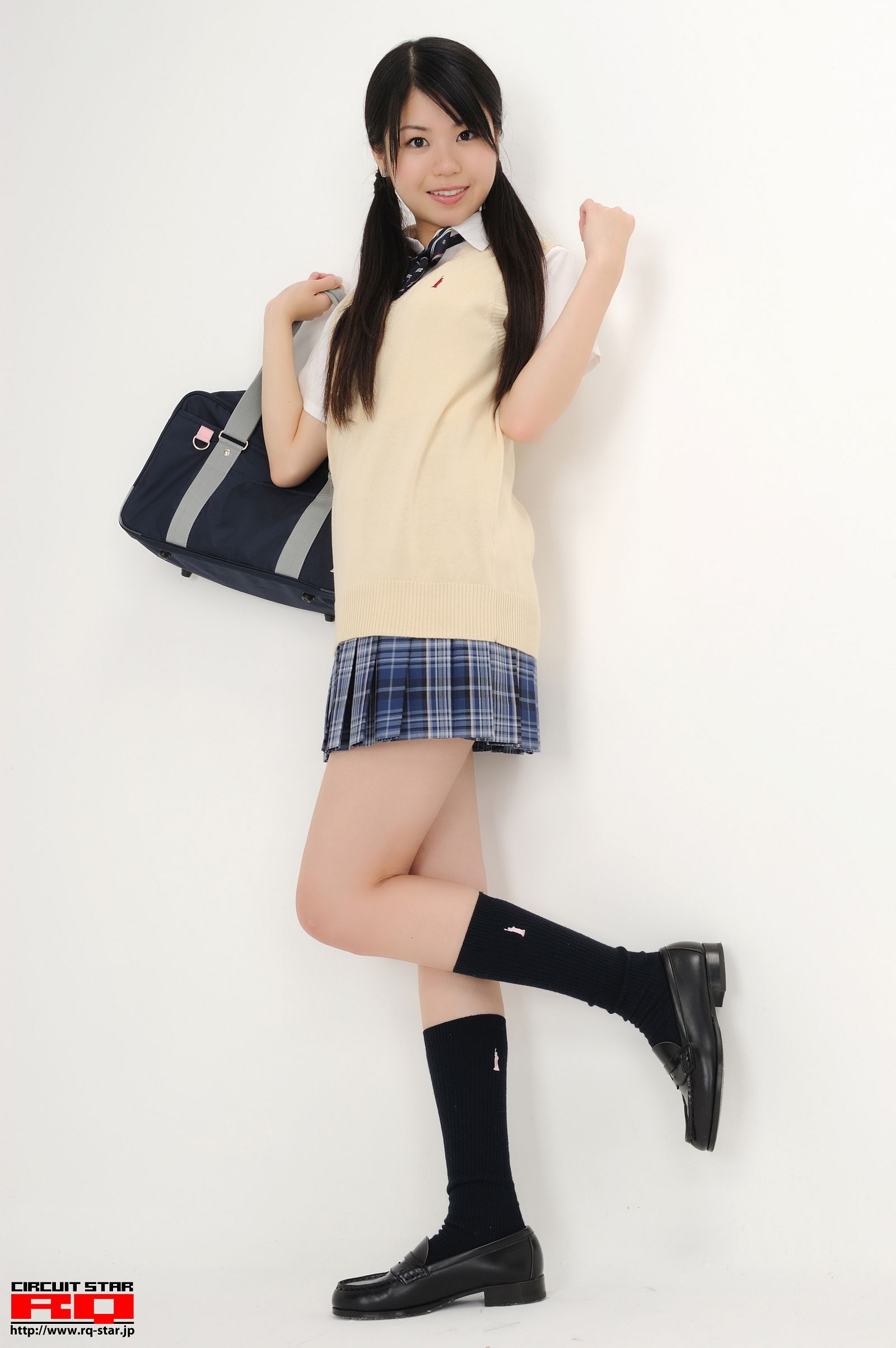 [RQ STAR美女] NO.00436 Fuyumi Ikehara 池原冬実 School Girl[85P] RQ STAR 第4张