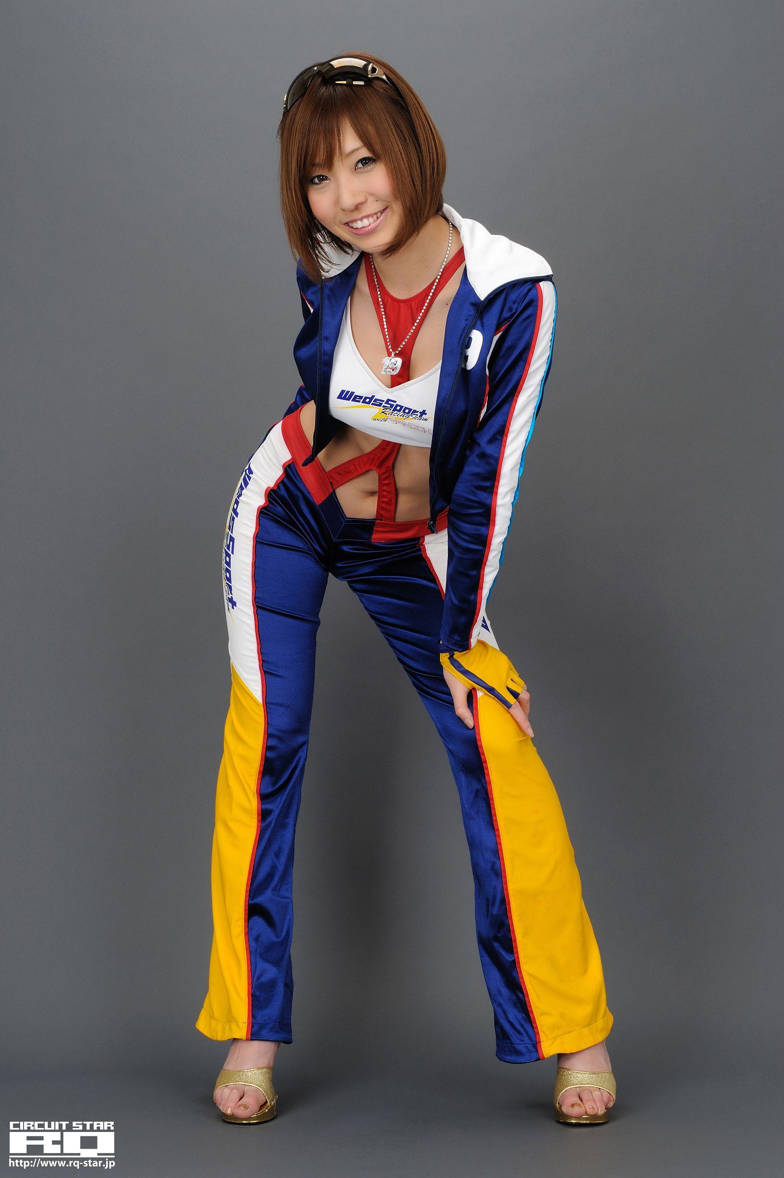 [RQ STAR美女] NO.00462 Sayuri Kawahara 河原さゆり Race Queen[181P] RQ STAR 第2张