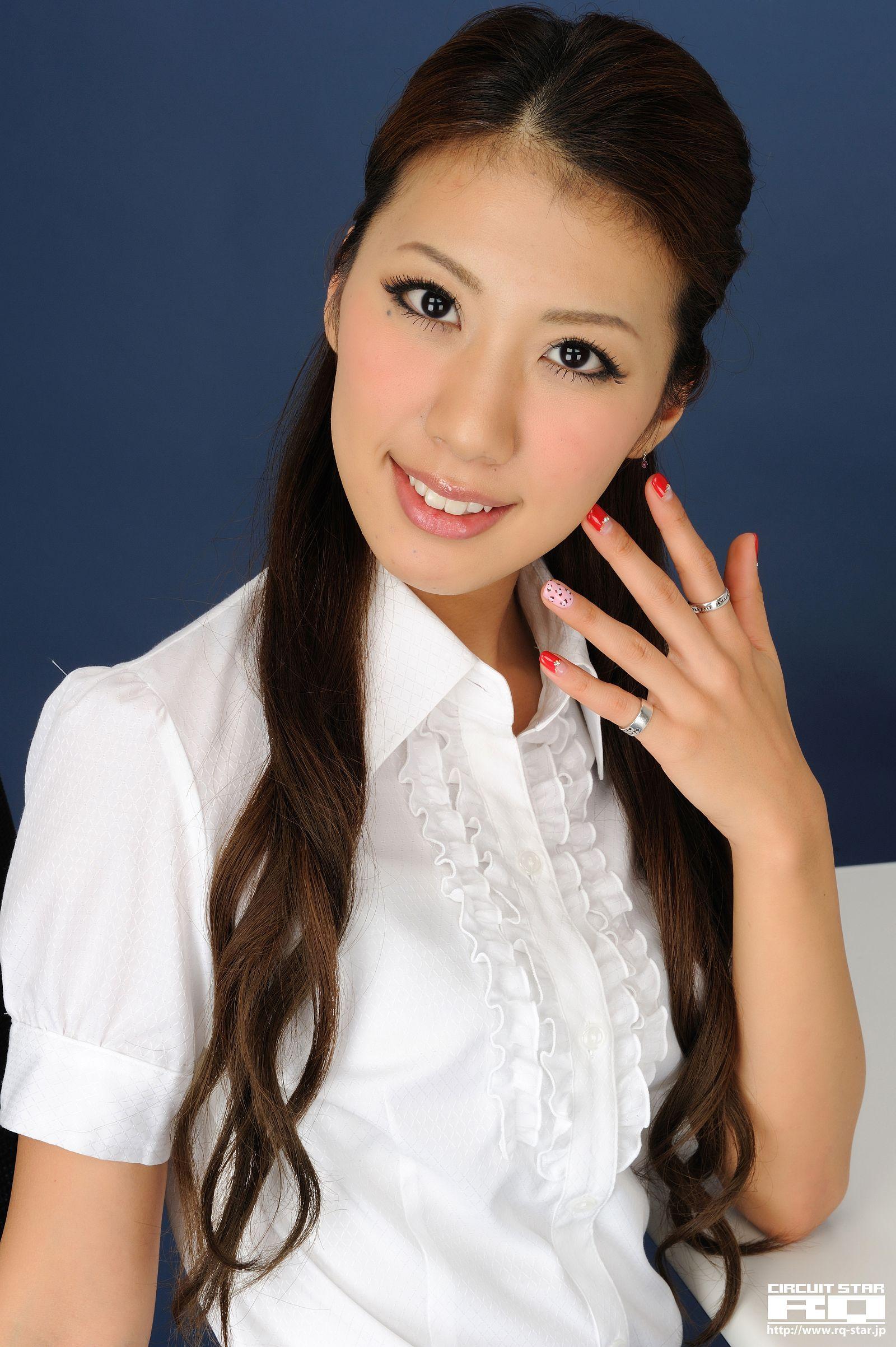 [RQ STAR美女] NO.00443 Rika Miki 三樹レイカ Office Lady[100P] RQ STAR 第3张
