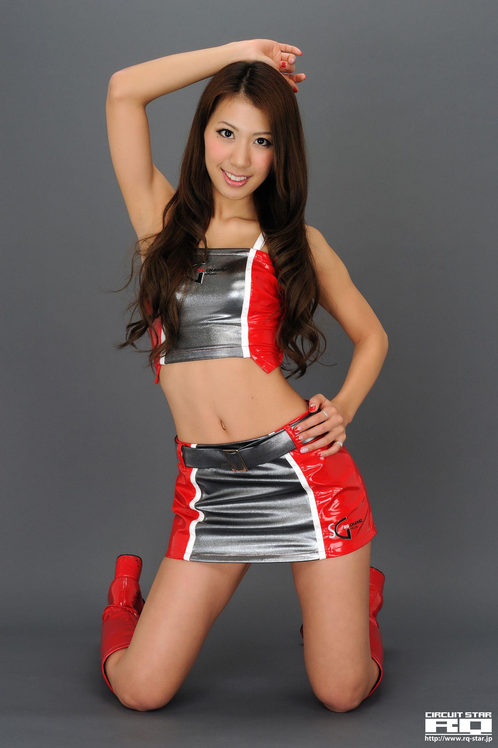[RQ STAR美女] NO.00445 Rika Miki 三樹レイカ Race Queen[112P] RQ STAR 第3张