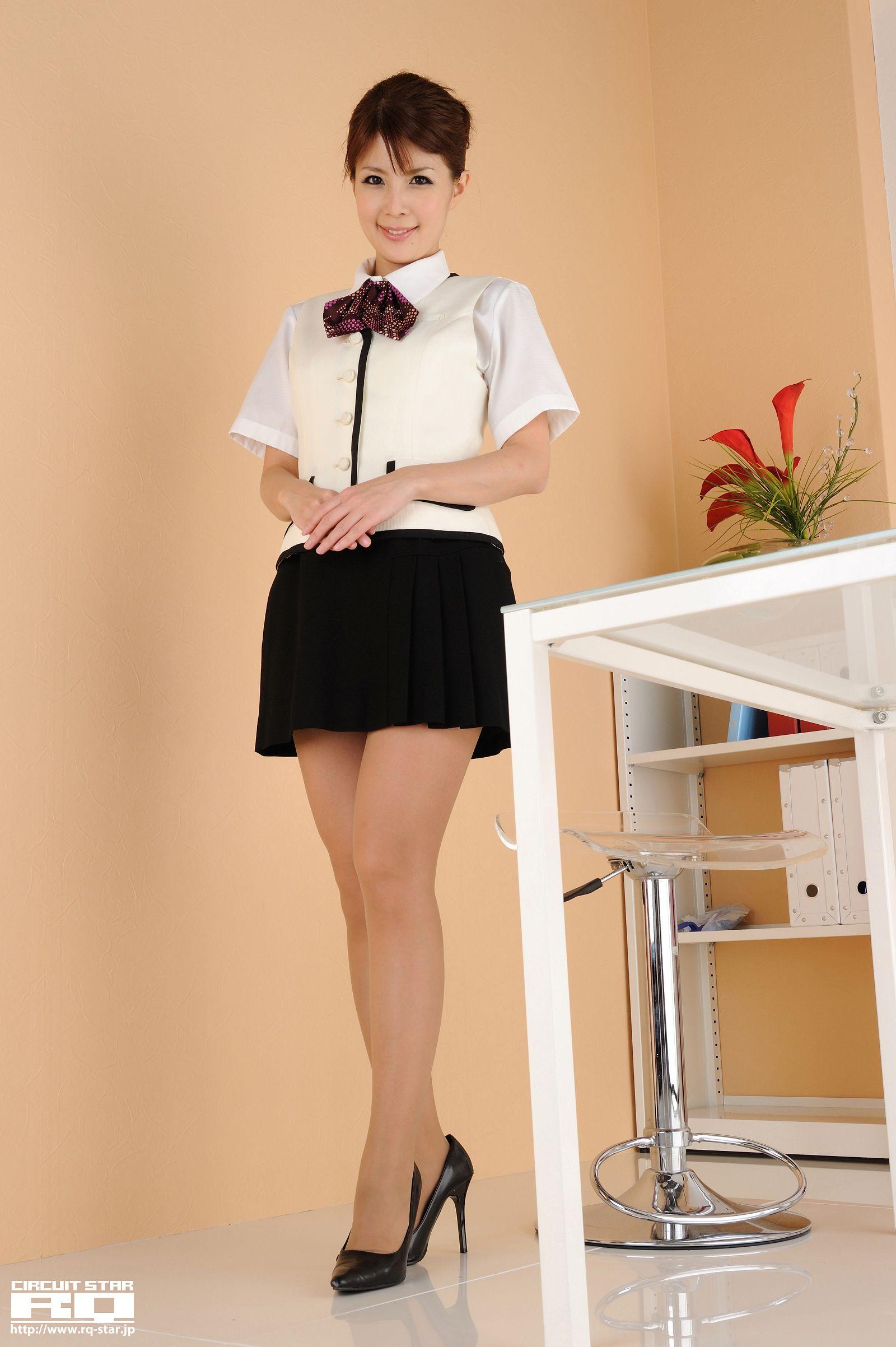 [RQ STAR美女] NO.00448 Maika Misaki 三咲舞花 Office Lady[87P] RQ STAR 第1张