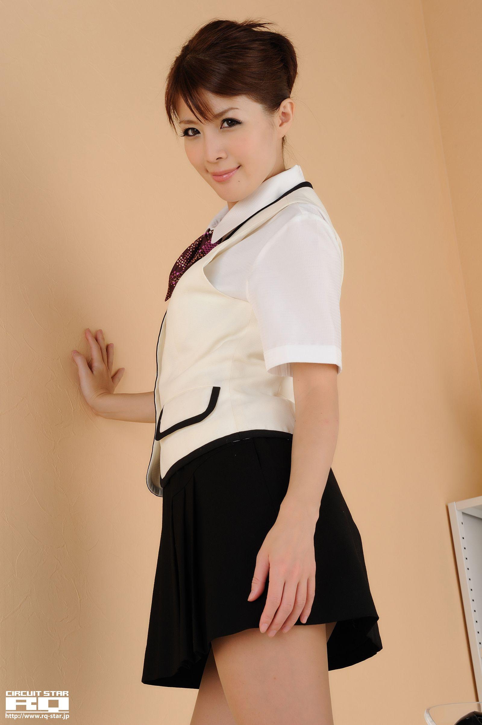 [RQ STAR美女] NO.00448 Maika Misaki 三咲舞花 Office Lady[87P] RQ STAR 第4张