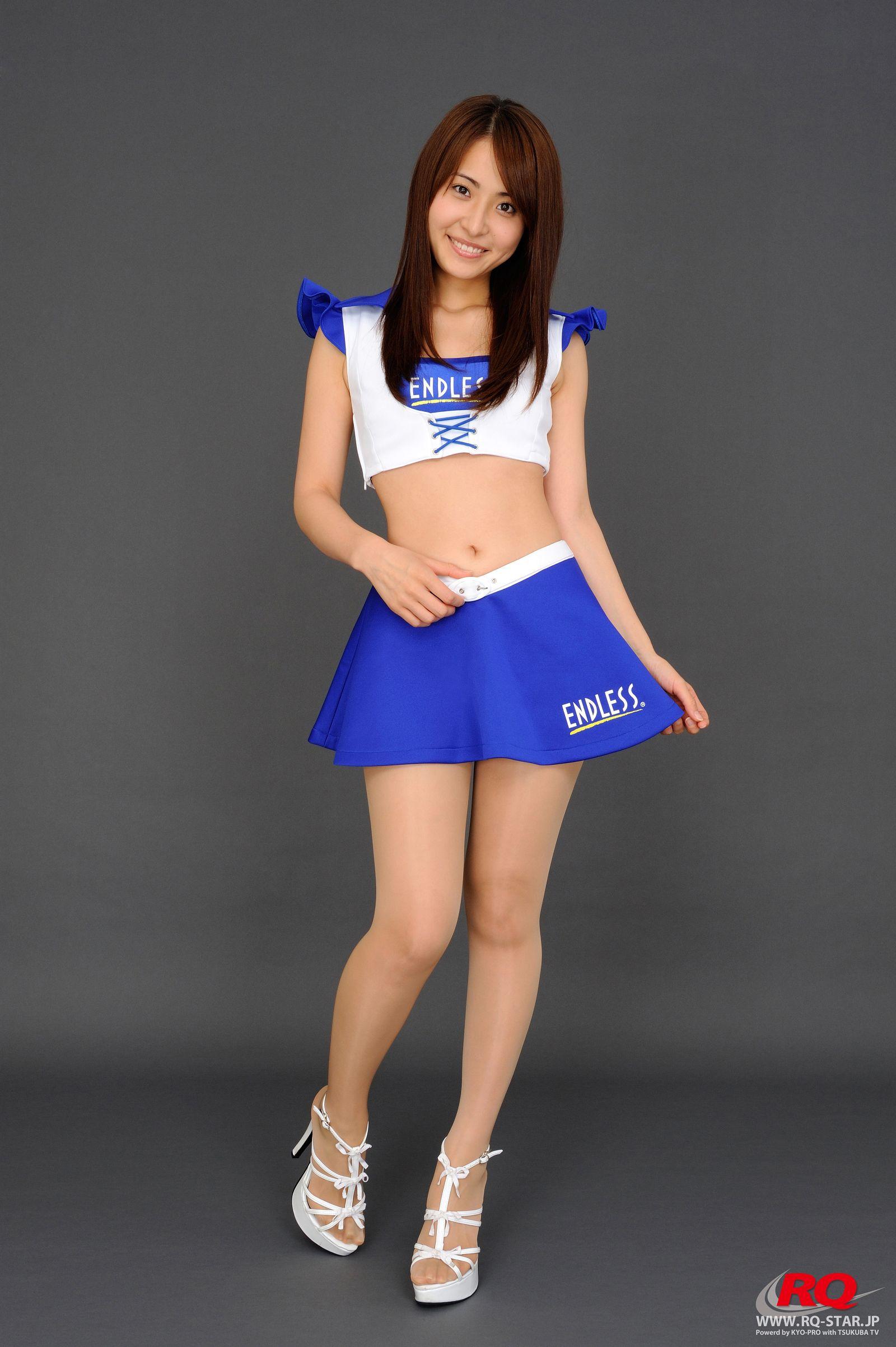 [RQ STAR美女] NO.0045 Rena Sawai 澤井玲菜 Race Queen 2008 Endless[127P] RQ STAR 第1张