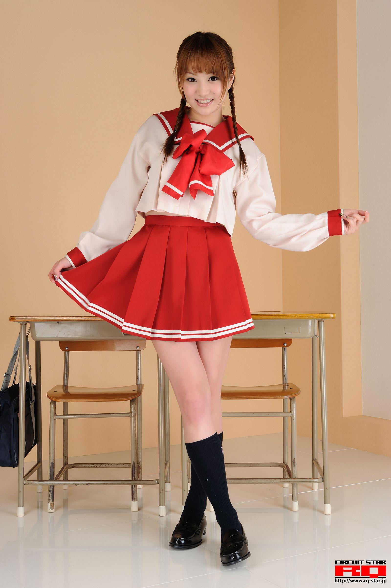 [RQ STAR美女] NO.00452 Yurika Aoi 葵ゆりか Sailor Style[77P] RQ STAR 第1张