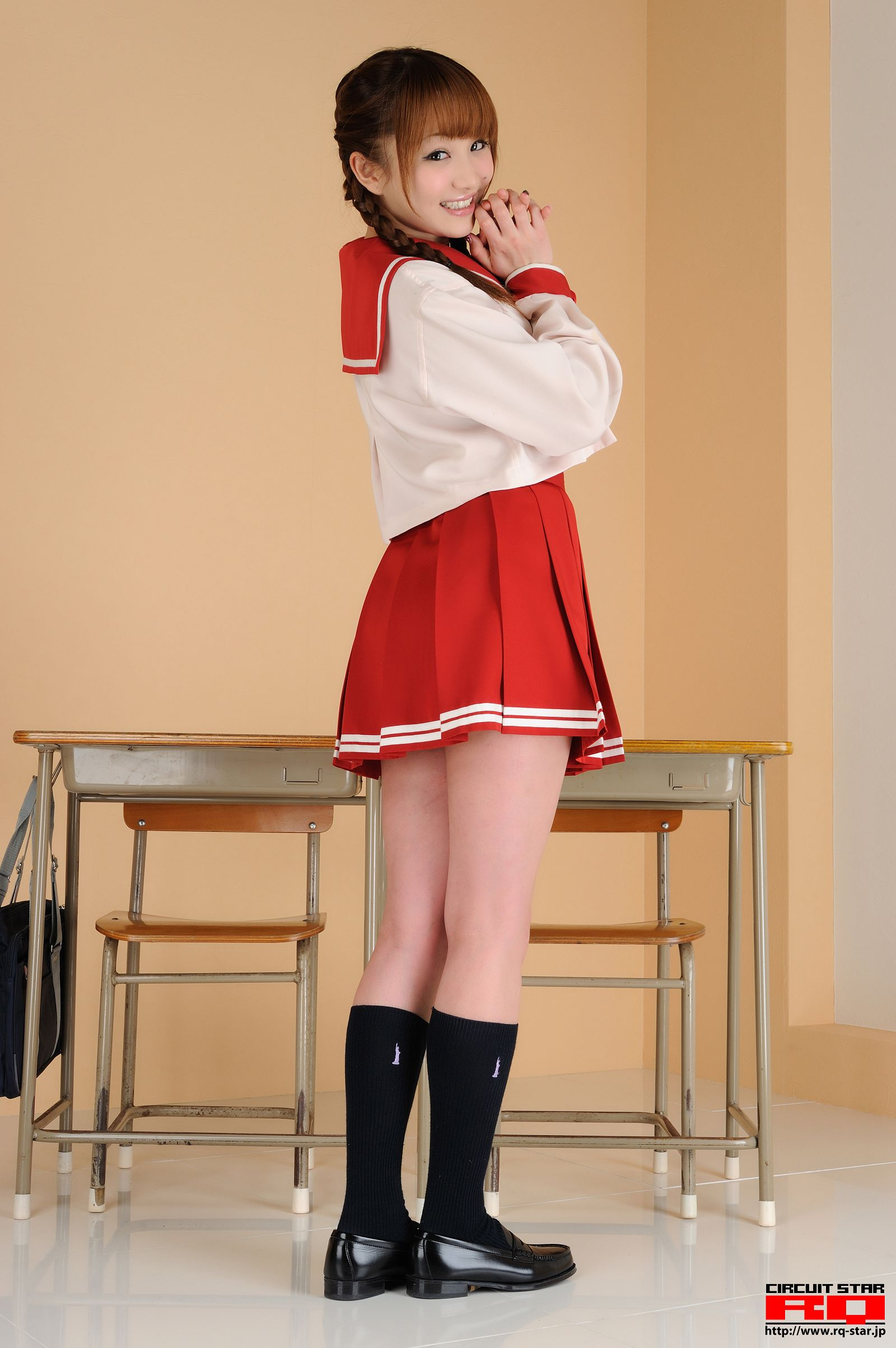[RQ STAR美女] NO.00452 Yurika Aoi 葵ゆりか Sailor Style[77P] RQ STAR 第4张