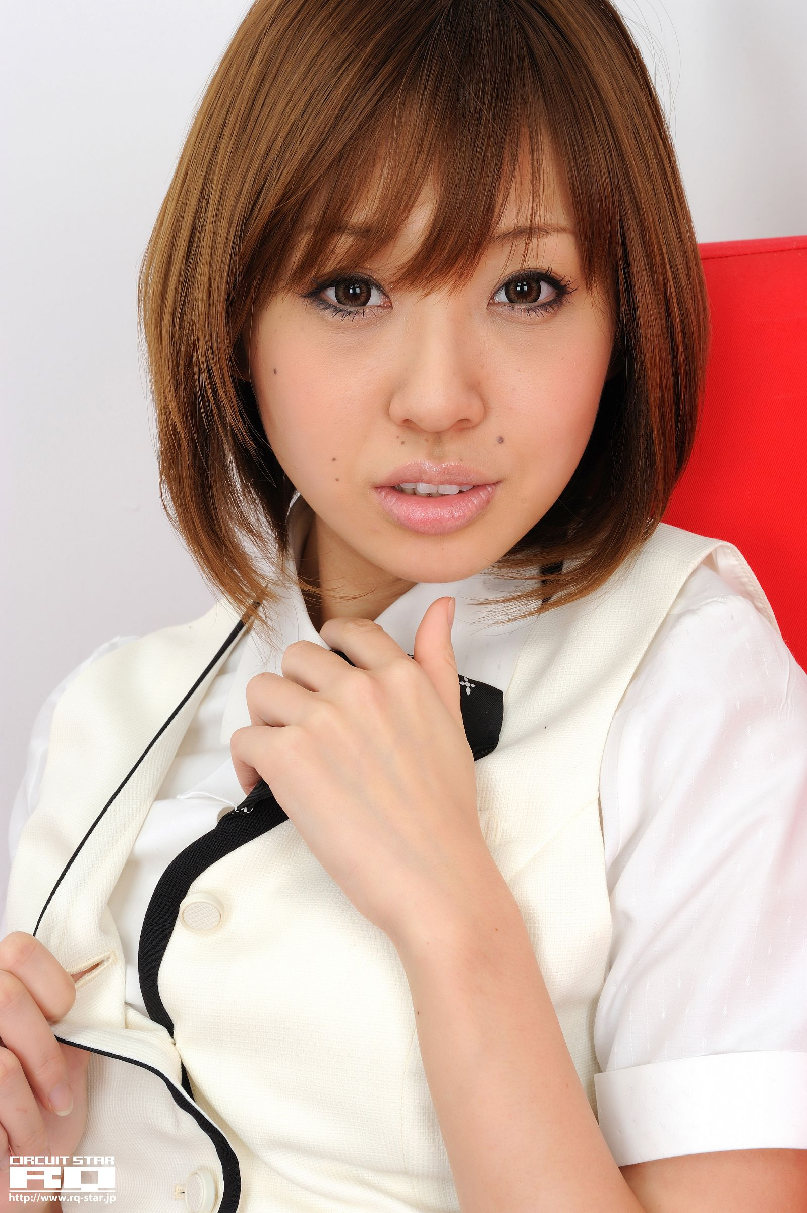[RQ STAR美女] NO.00454 Sayuri Kawahara 河原さゆり Office Lady[101P] RQ STAR 第4张