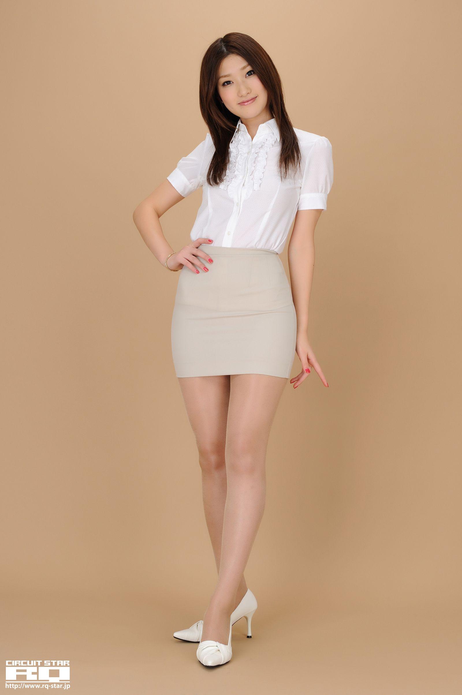 [RQ STAR美女] NO.00459 Shinobu Ishinabe 石鍋しのぶ Office Lady[124P] RQ STAR 第1张
