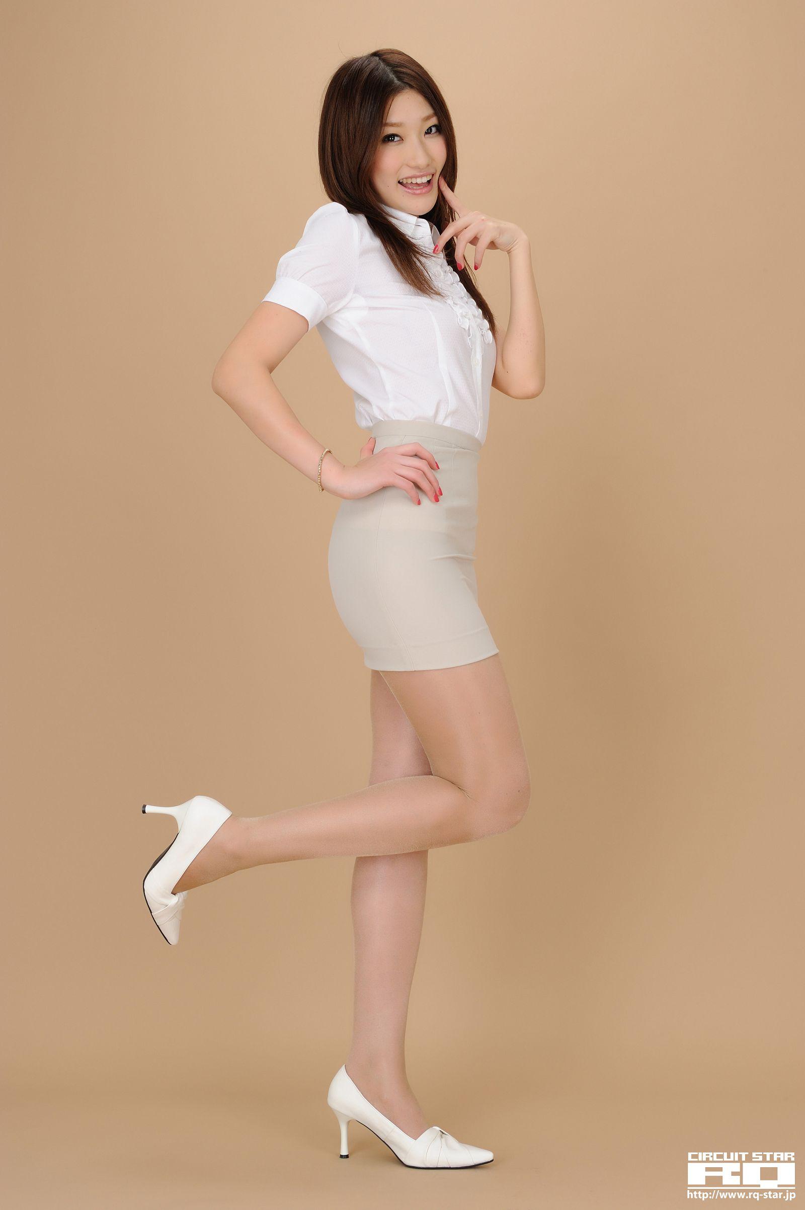 [RQ STAR美女] NO.00459 Shinobu Ishinabe 石鍋しのぶ Office Lady[124P] RQ STAR 第2张