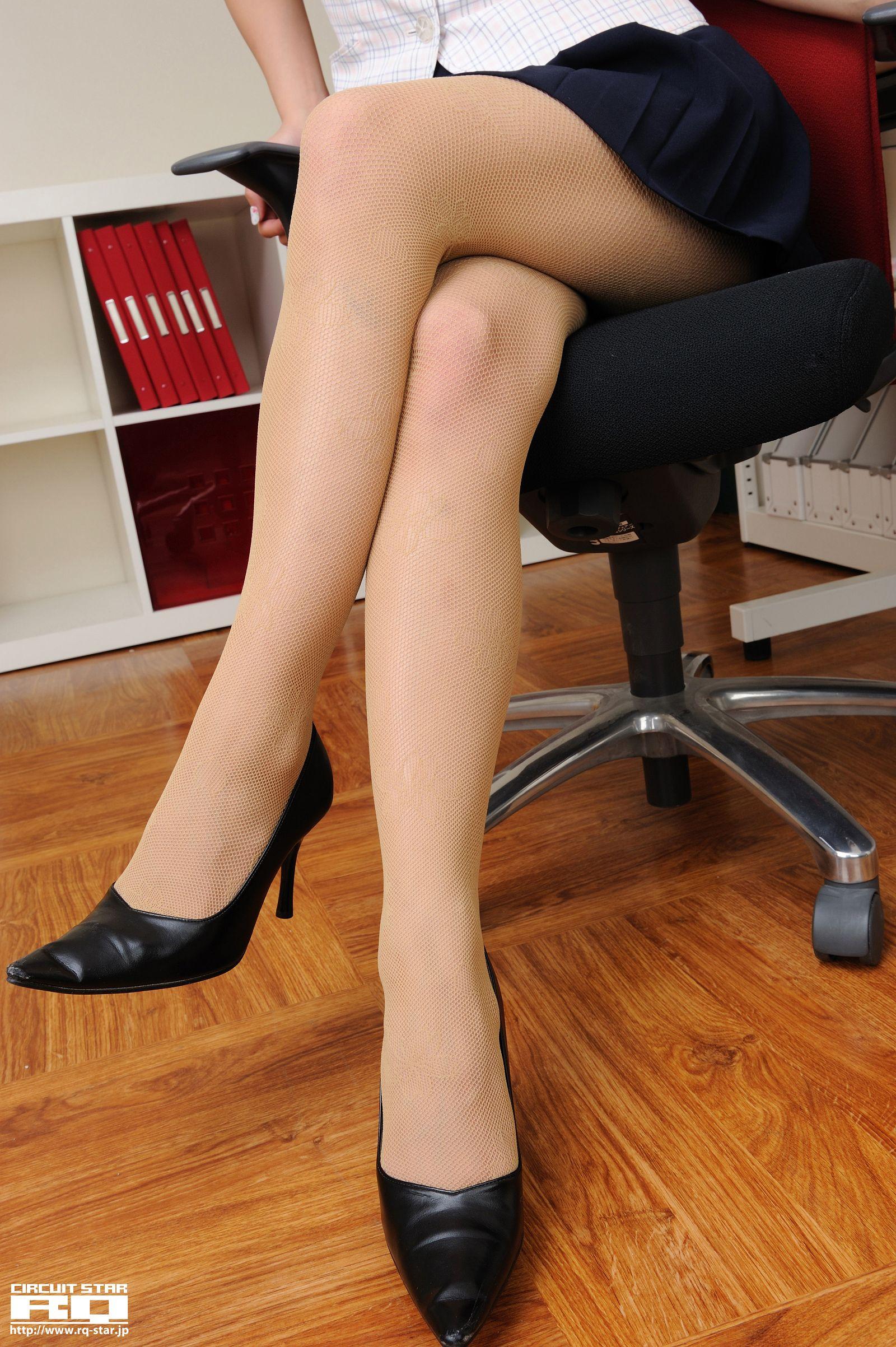 [RQ STAR美女] NO.00469 Megumi Haruna 春菜めぐみ Office Lady[96P] RQ STAR 第2张