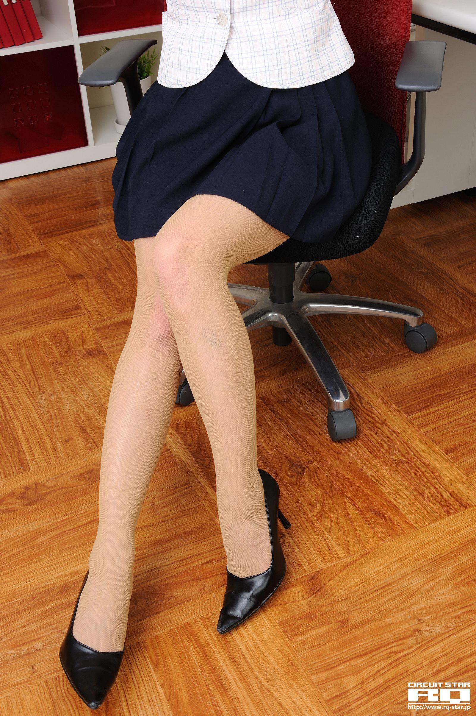 [RQ STAR美女] NO.00469 Megumi Haruna 春菜めぐみ Office Lady[96P] RQ STAR 第3张